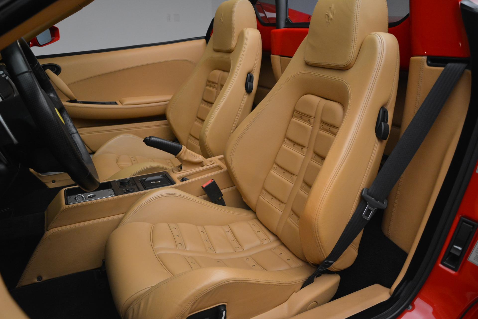 Used 2008 Ferrari F430 Spider For Sale In Greenwich, CT 2268_p27