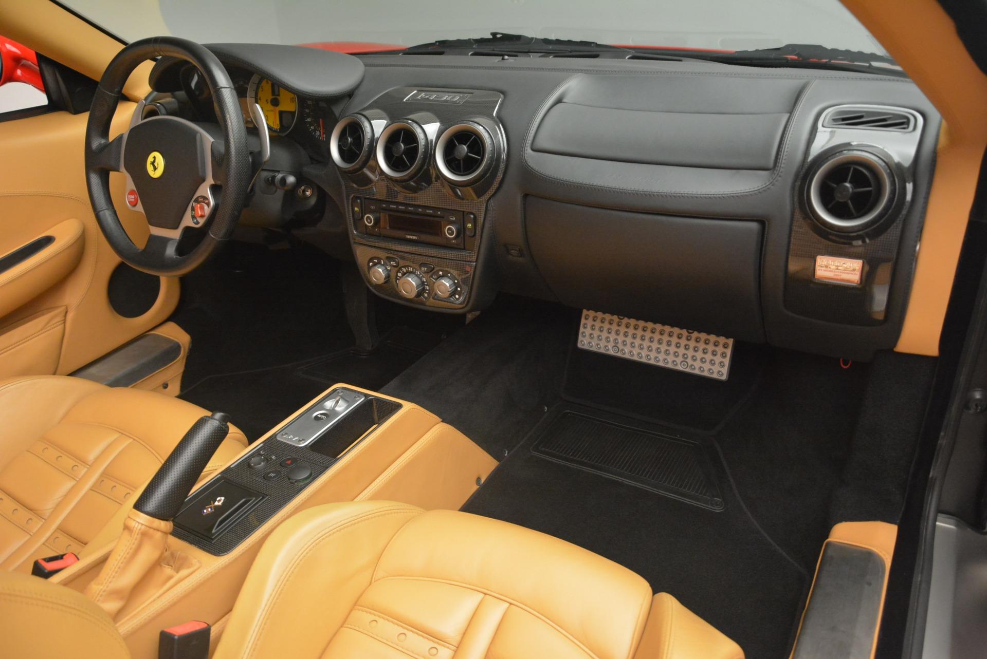 Used 2008 Ferrari F430 Spider For Sale In Greenwich, CT 2268_p29