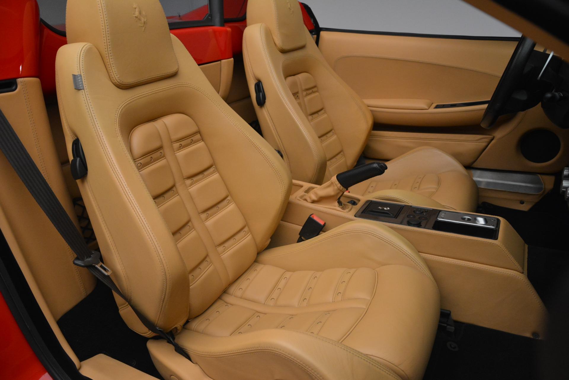 Used 2008 Ferrari F430 Spider For Sale In Greenwich, CT 2268_p31