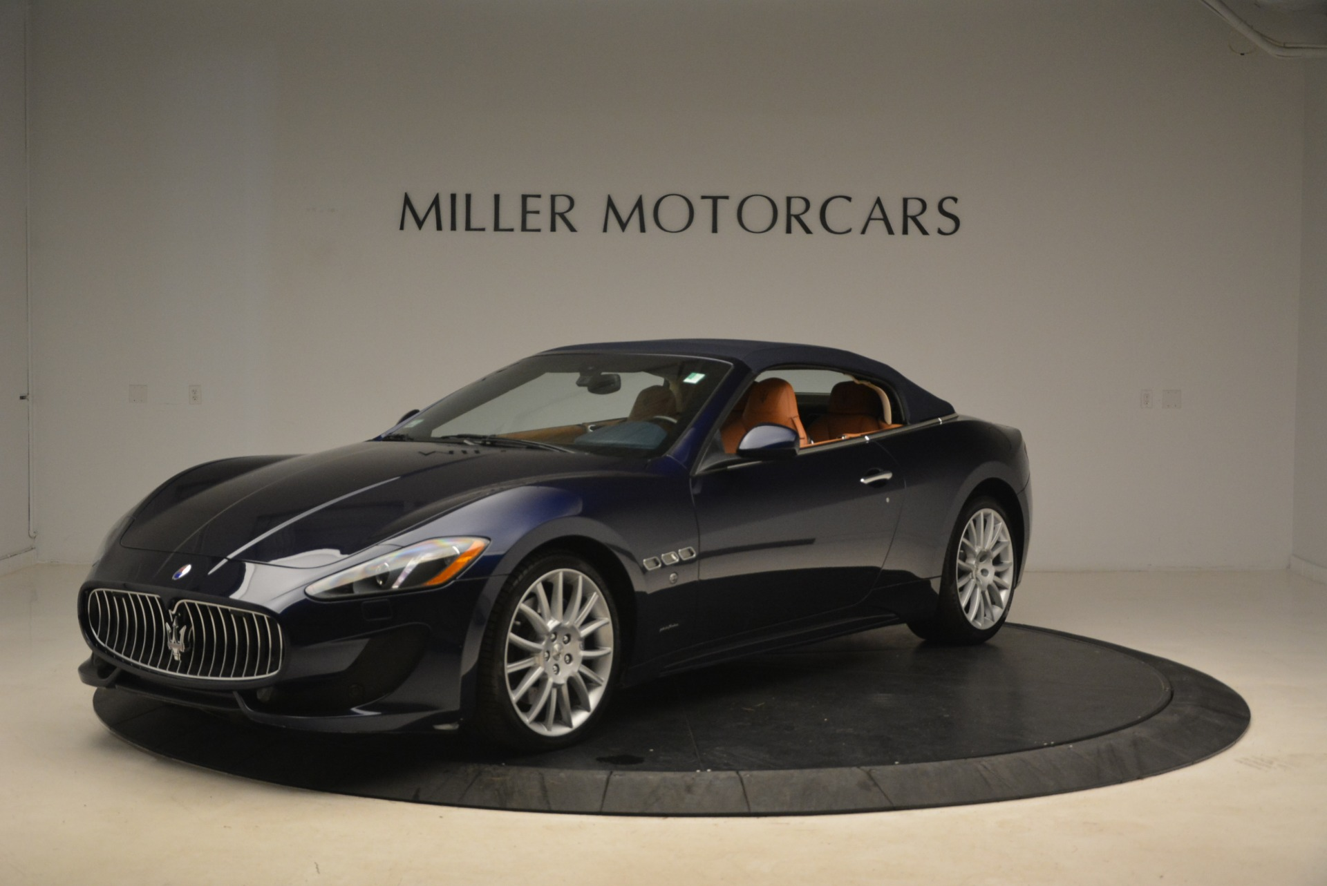 Used 2014 Maserati GranTurismo Sport For Sale In Greenwich, CT 2269_p19