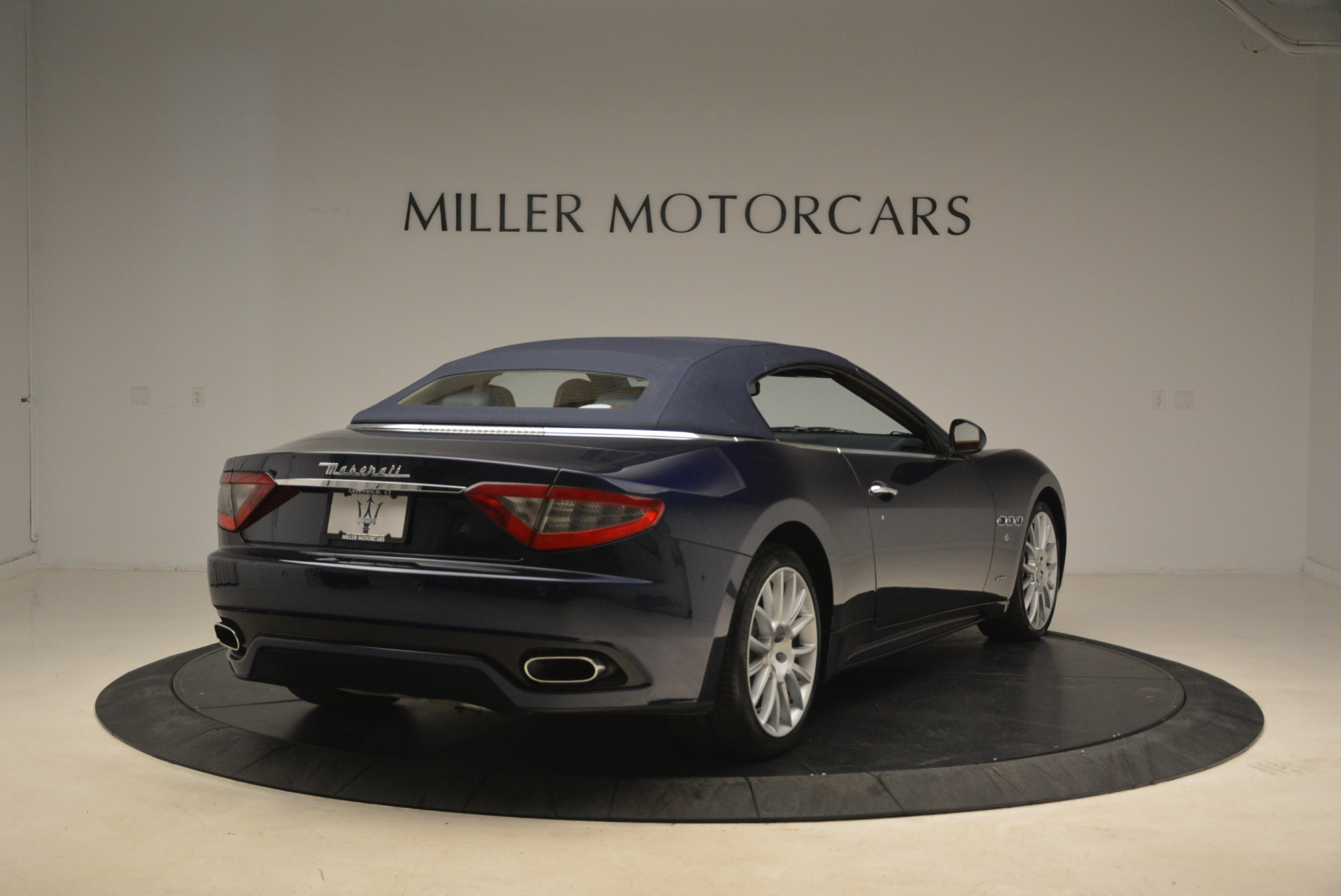 Used 2014 Maserati GranTurismo Sport For Sale In Greenwich, CT 2269_p21