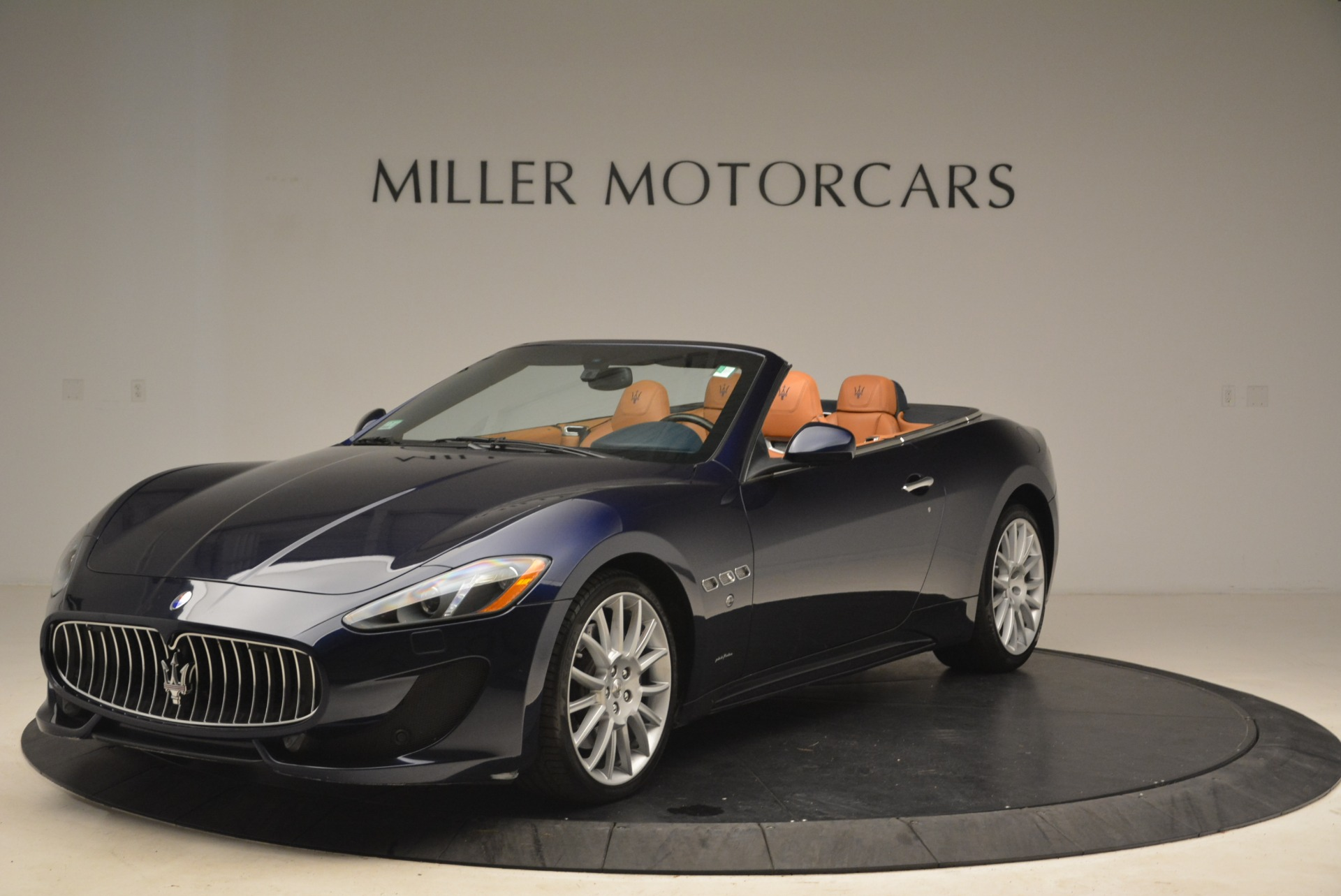 Used 2014 Maserati GranTurismo Sport For Sale In Greenwich, CT 2269_p2
