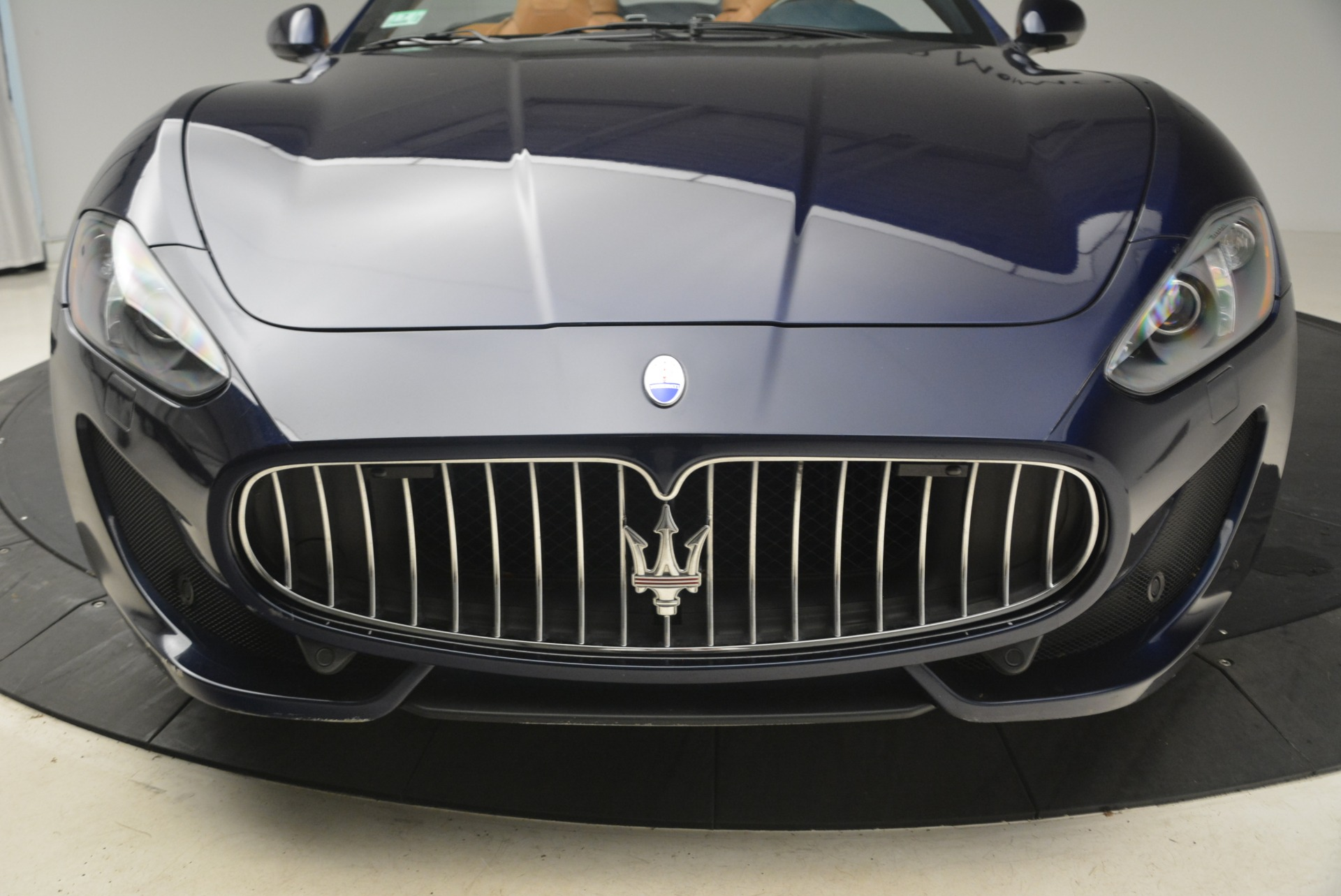 Used 2014 Maserati GranTurismo Sport For Sale In Greenwich, CT 2269_p30