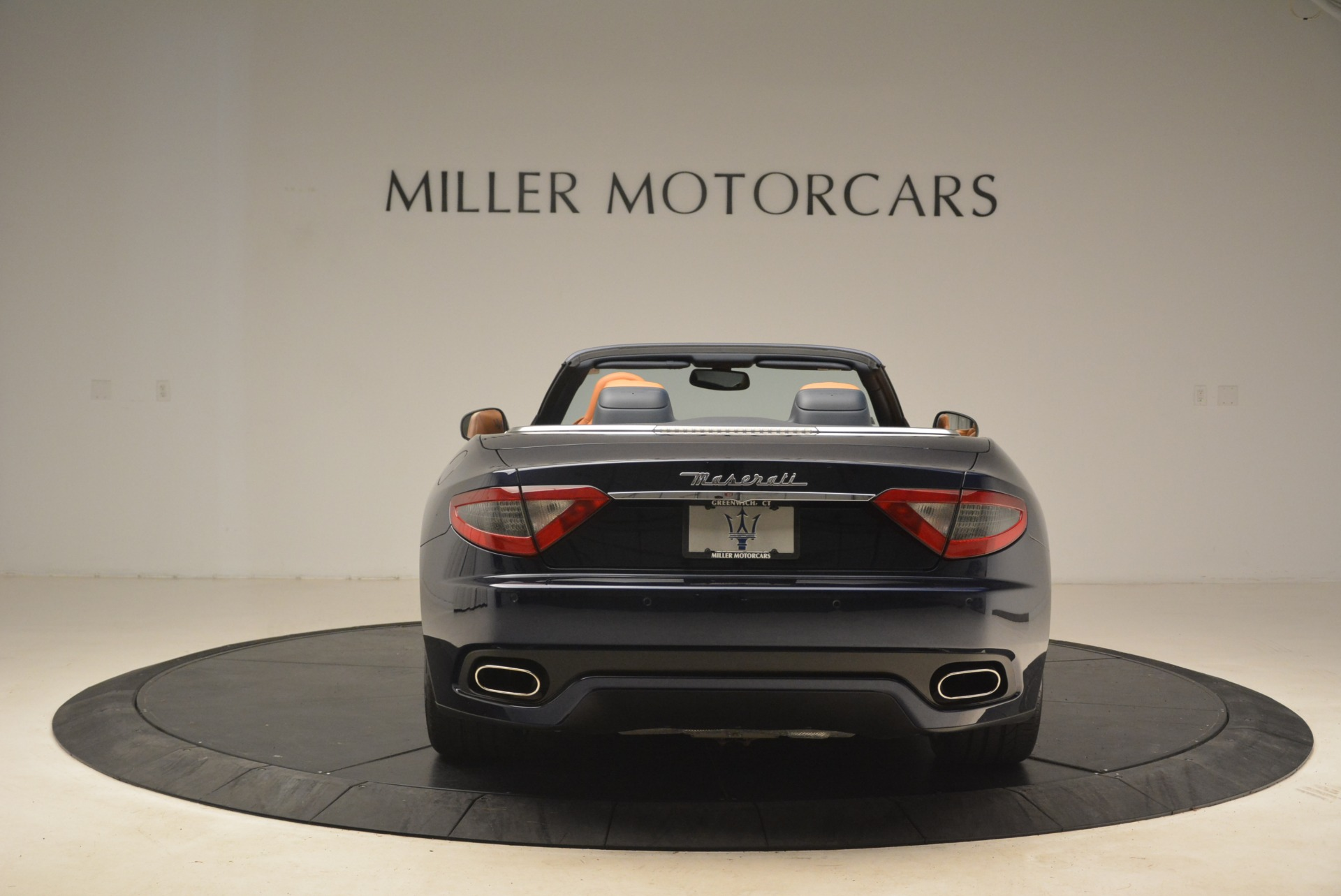Used 2014 Maserati GranTurismo Sport For Sale In Greenwich, CT 2269_p8