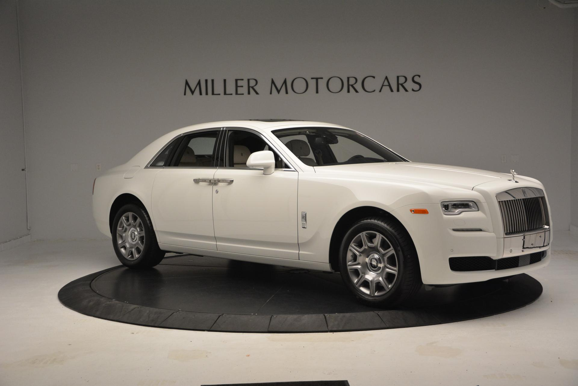 Used 2016 Rolls-Royce Ghost Series II  For Sale In Greenwich, CT 227_p10