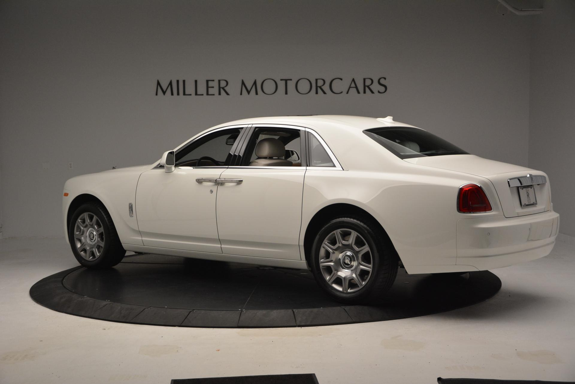 Used 2016 Rolls-Royce Ghost Series II  For Sale In Greenwich, CT 227_p4