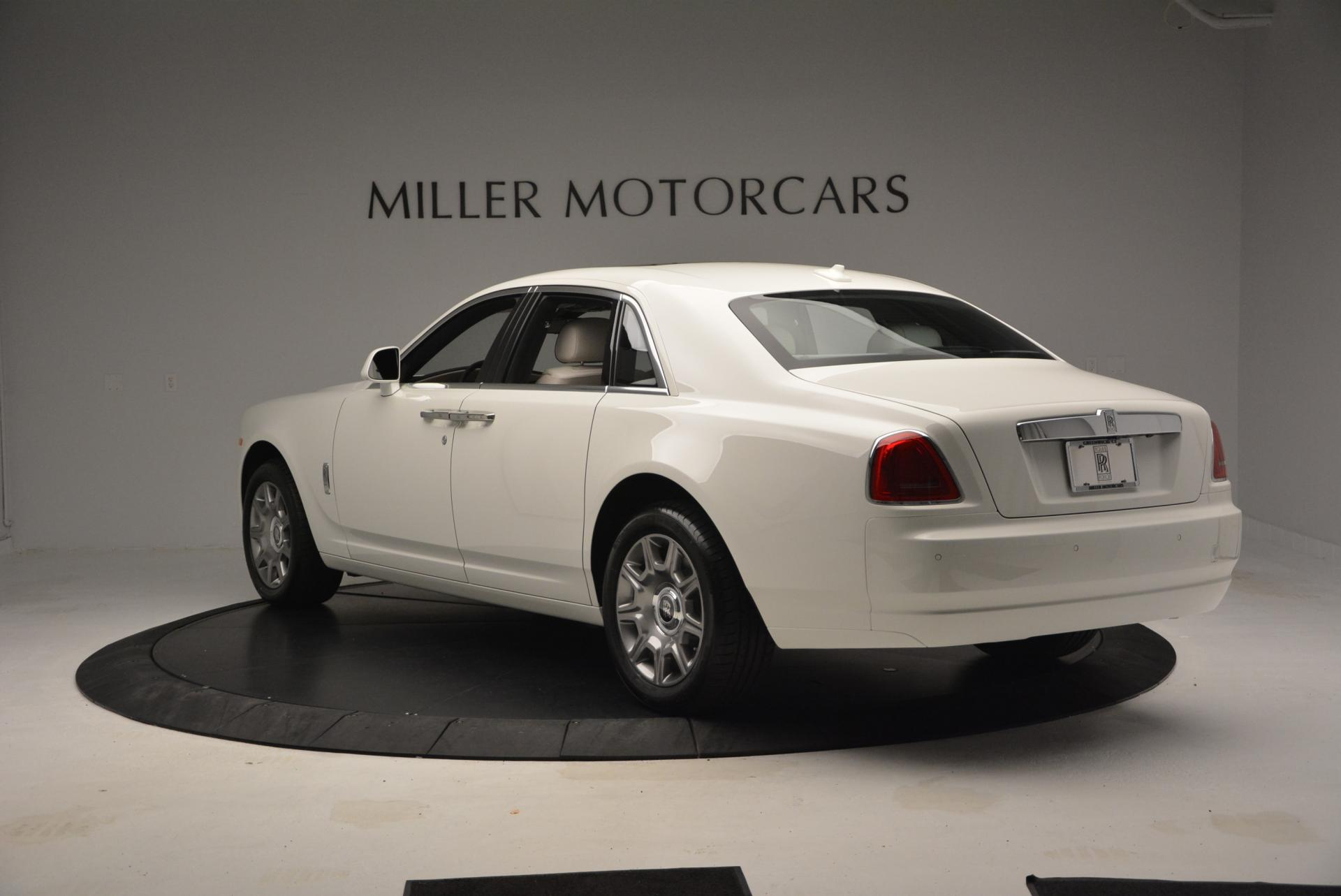 Used 2016 Rolls-Royce Ghost Series II  For Sale In Greenwich, CT 227_p5