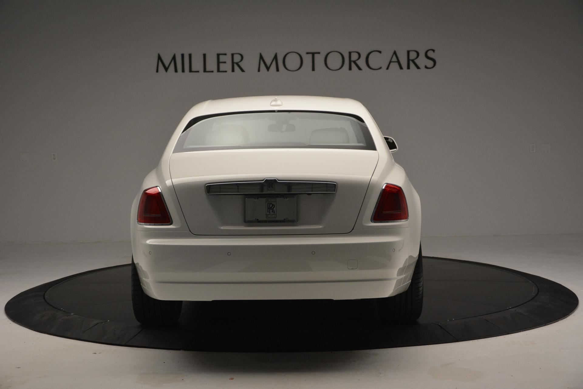 Used 2016 Rolls-Royce Ghost Series II  For Sale In Greenwich, CT 227_p6