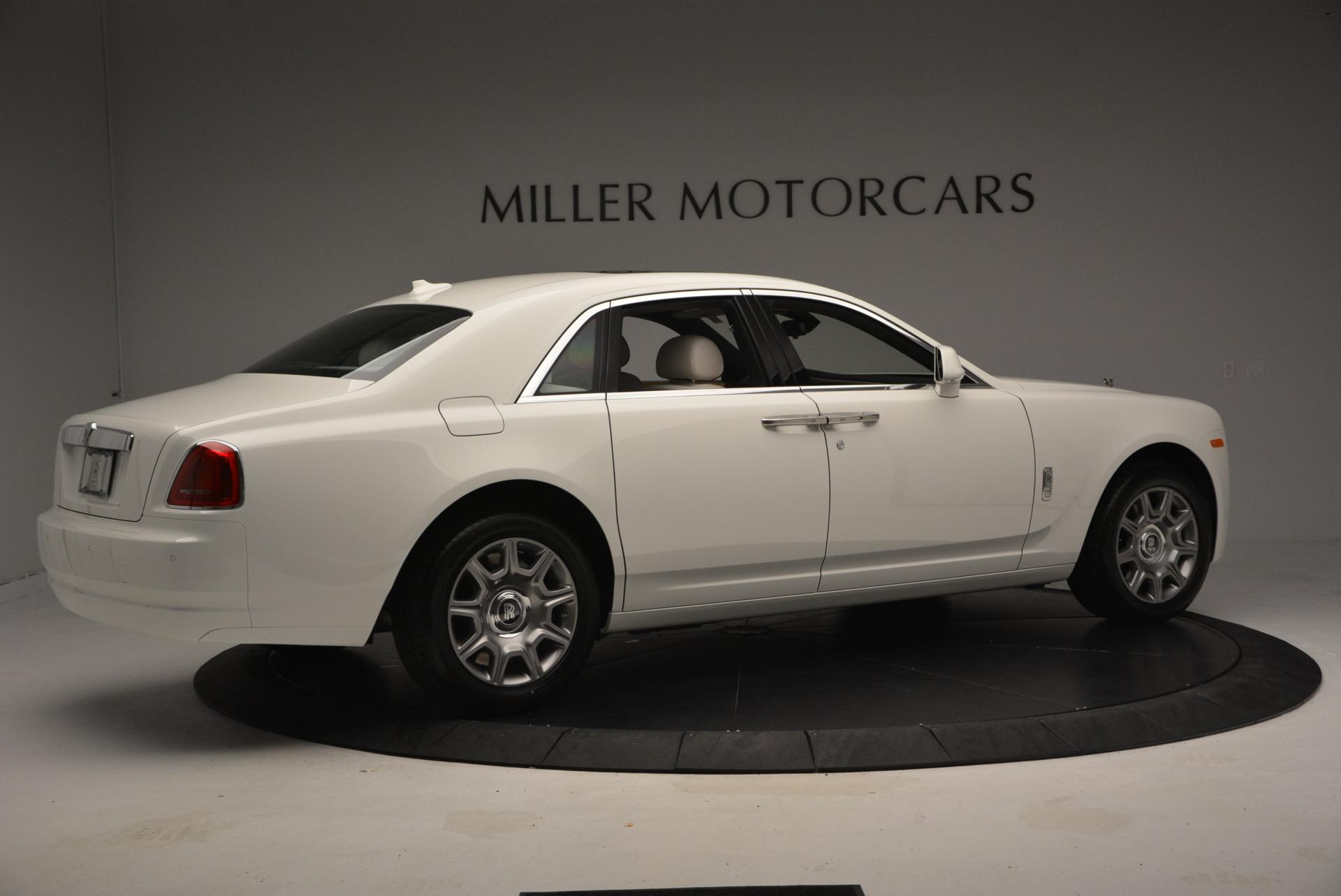 Used 2016 Rolls-Royce Ghost Series II  For Sale In Greenwich, CT 227_p8