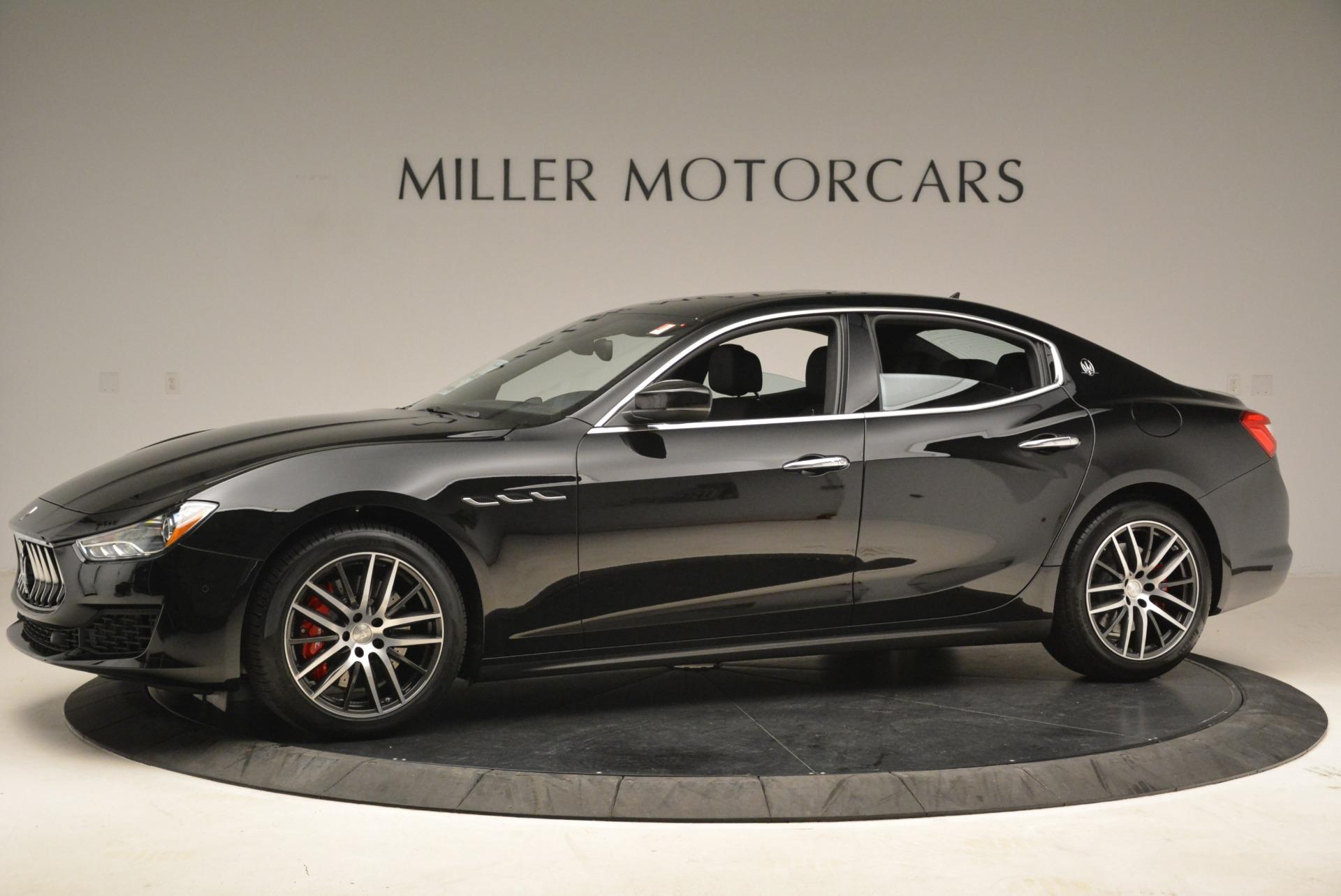 Used 2018 Maserati Ghibli S Q4 For Sale In Greenwich, CT 2271_p3