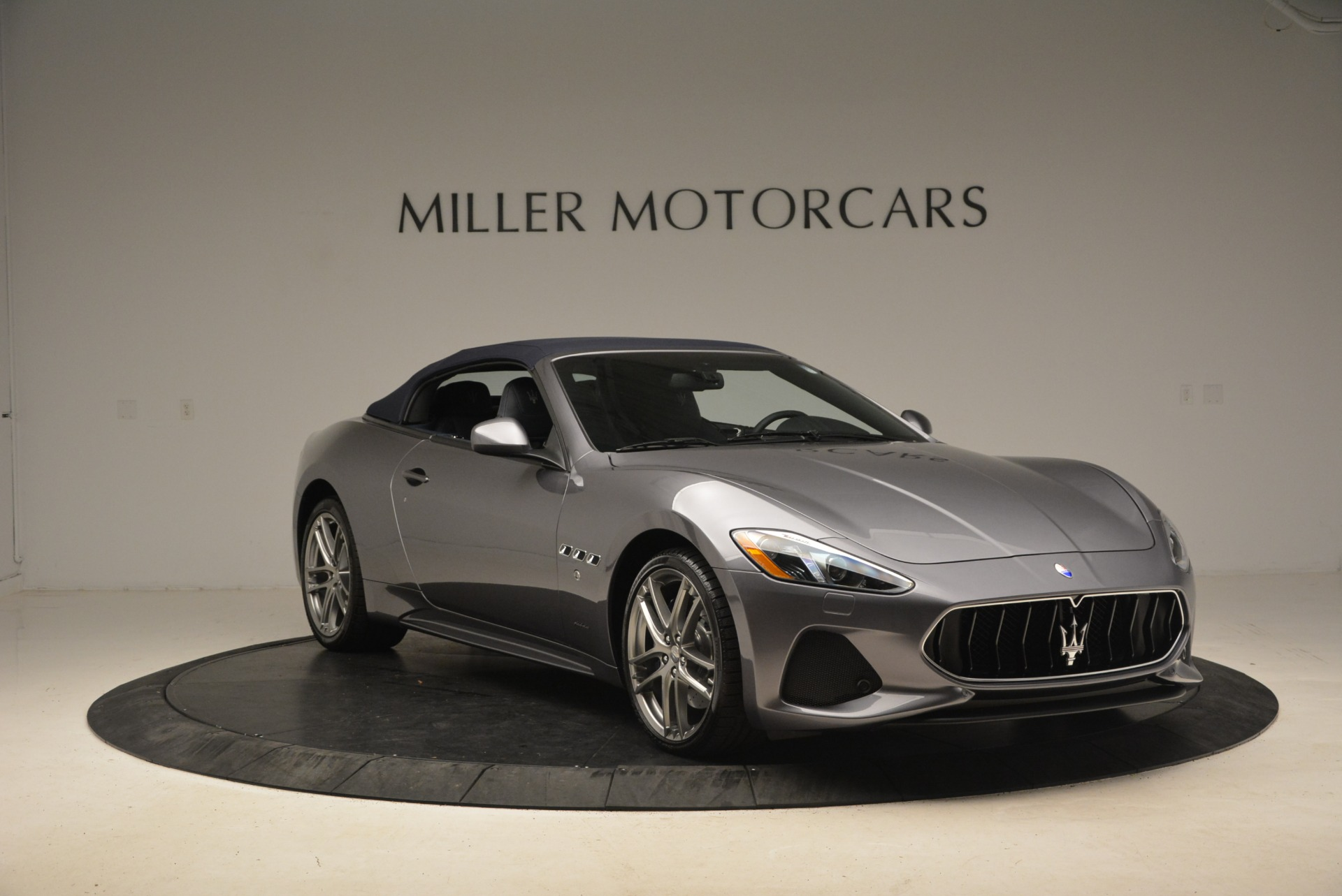 New 2018 Maserati GranTurismo Sport Convertible For Sale In Greenwich, CT 2272_p22