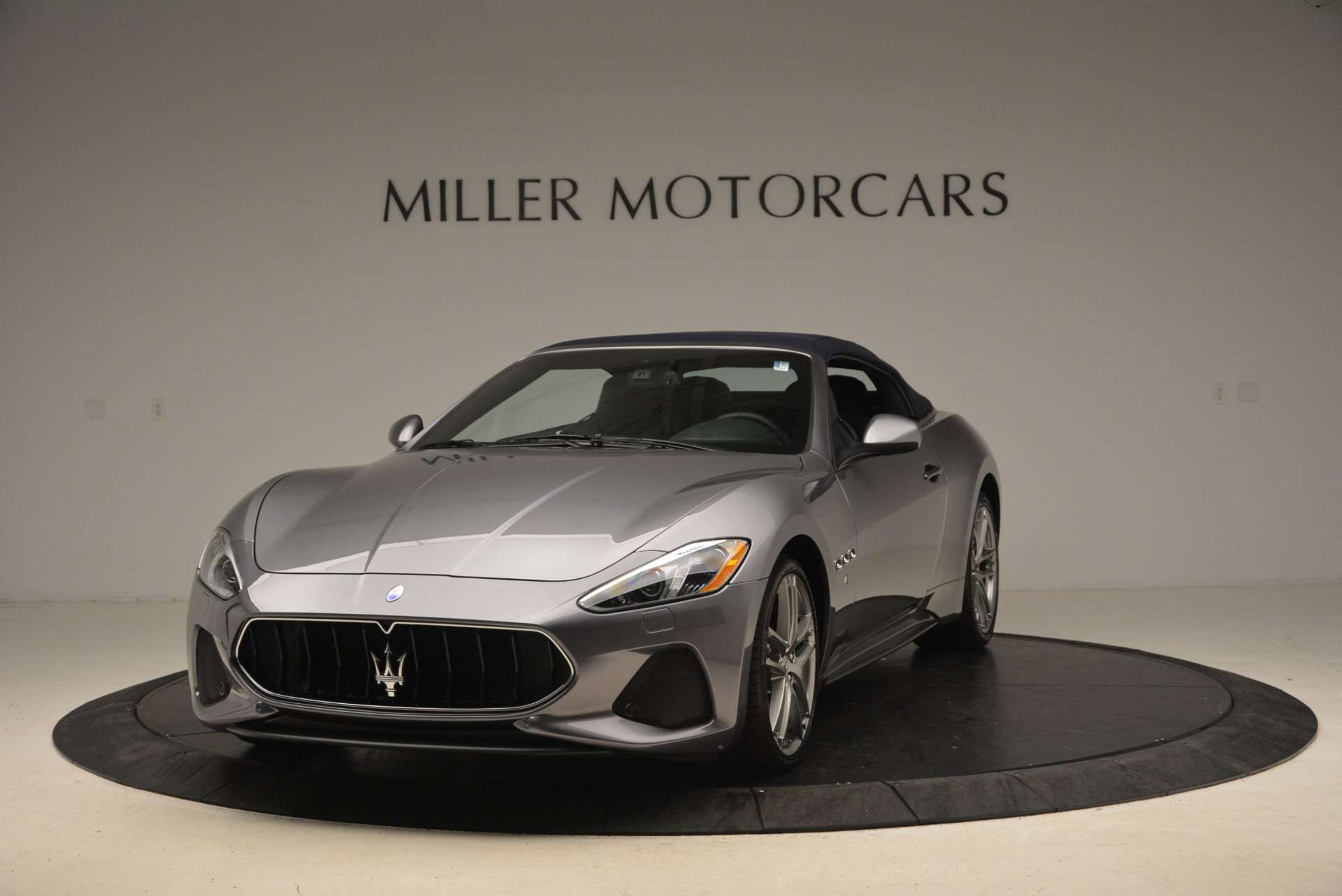 New 2018 Maserati GranTurismo Sport Convertible For Sale In Greenwich, CT 2272_p2