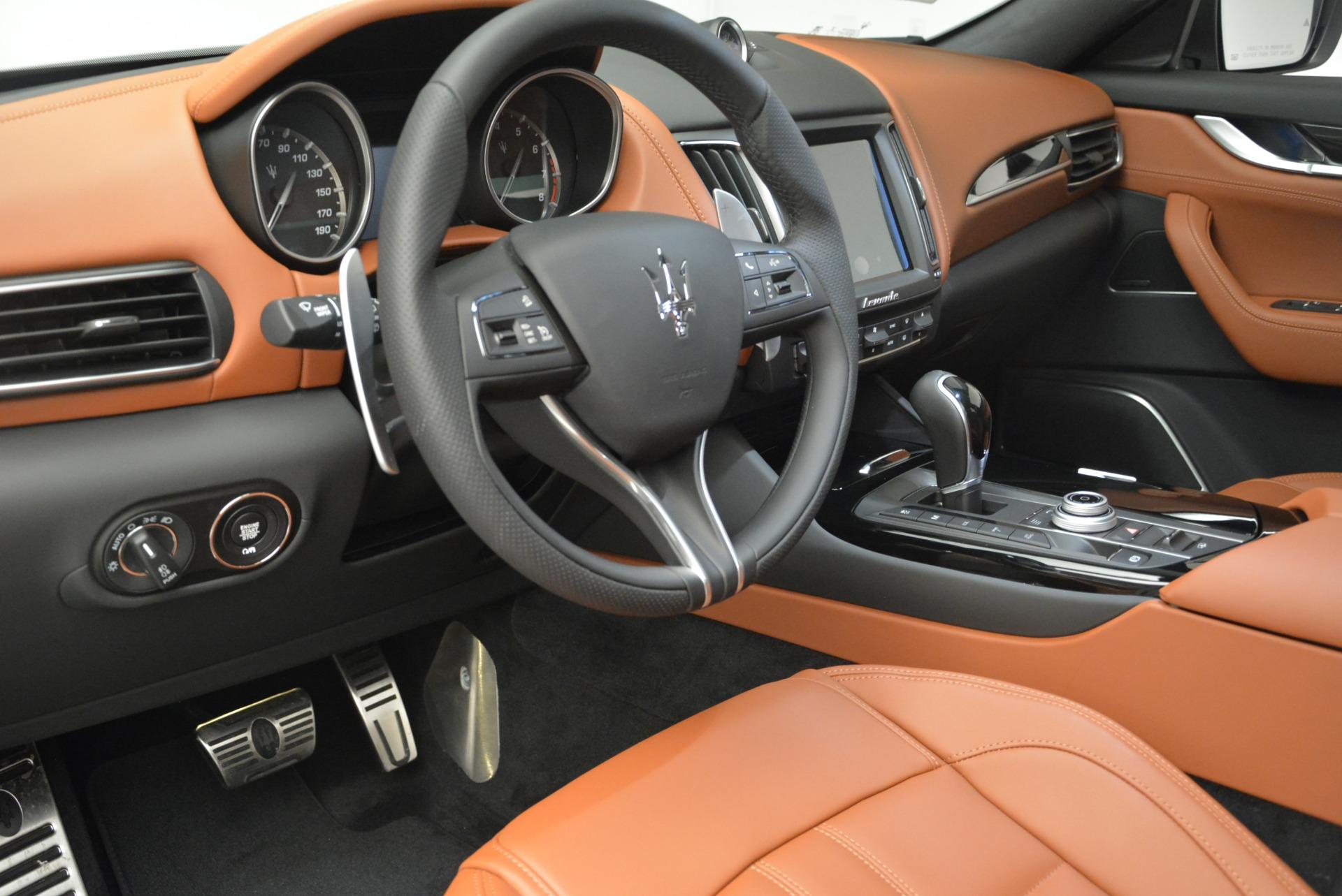 New 2018 Maserati Levante S Q4 GranSport For Sale In Greenwich, CT 2273_p15