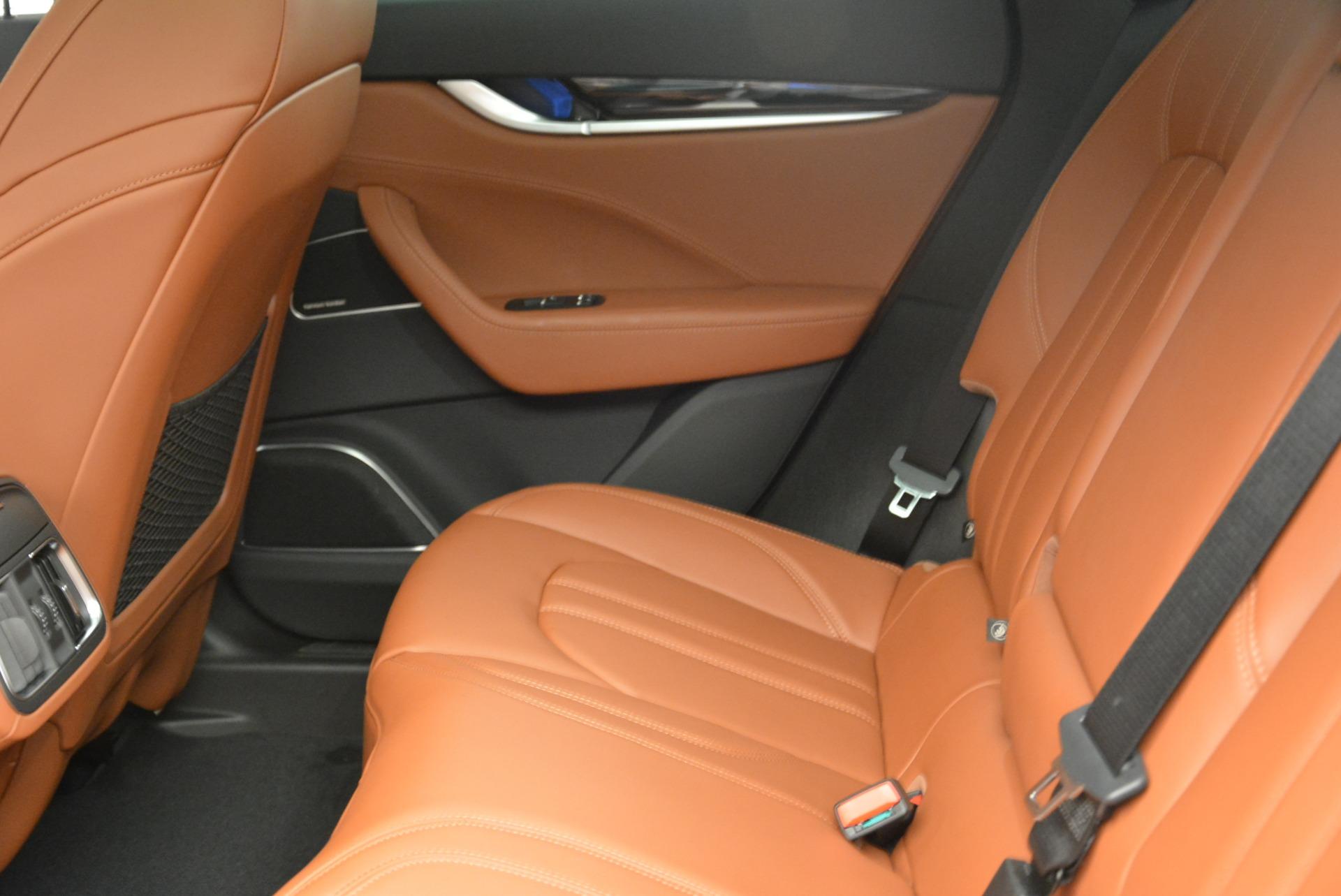 New 2018 Maserati Levante S Q4 GranSport For Sale In Greenwich, CT 2273_p21