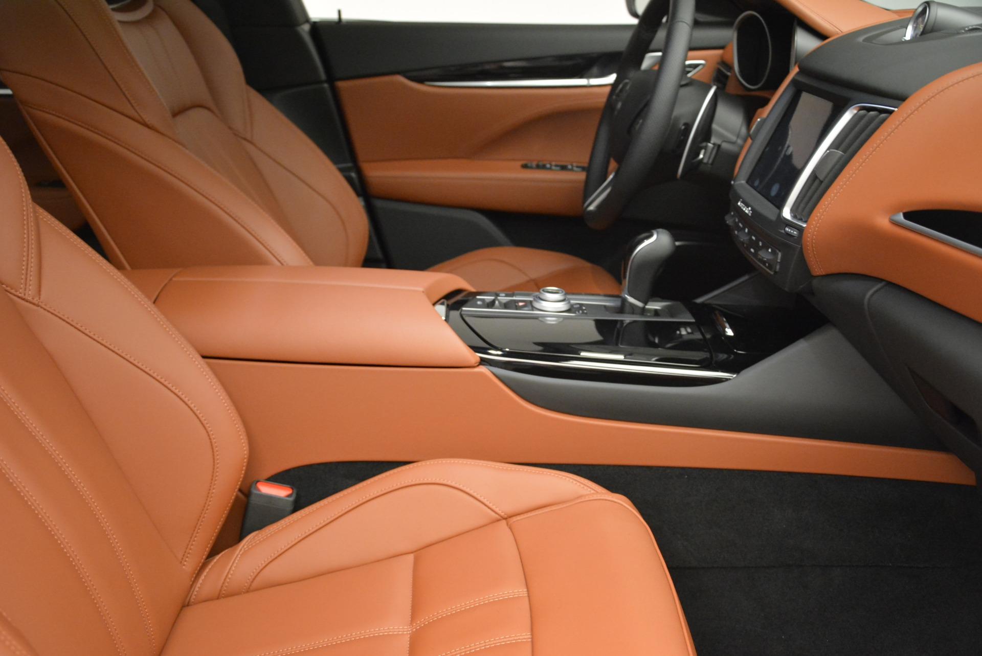 New 2018 Maserati Levante S Q4 GranSport For Sale In Greenwich, CT 2273_p24