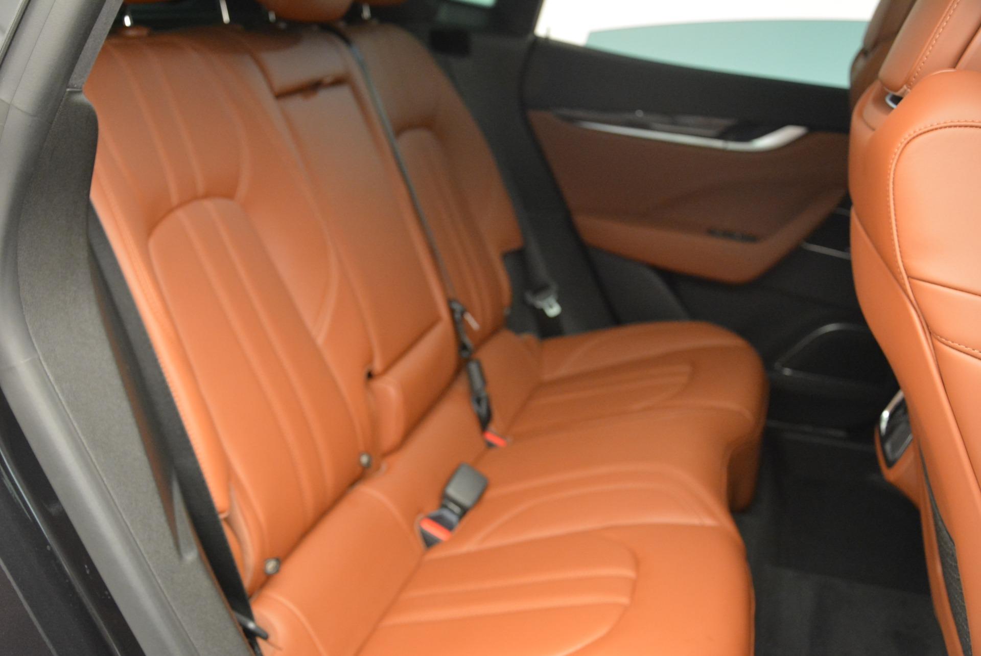 New 2018 Maserati Levante S Q4 GranSport For Sale In Greenwich, CT 2273_p28