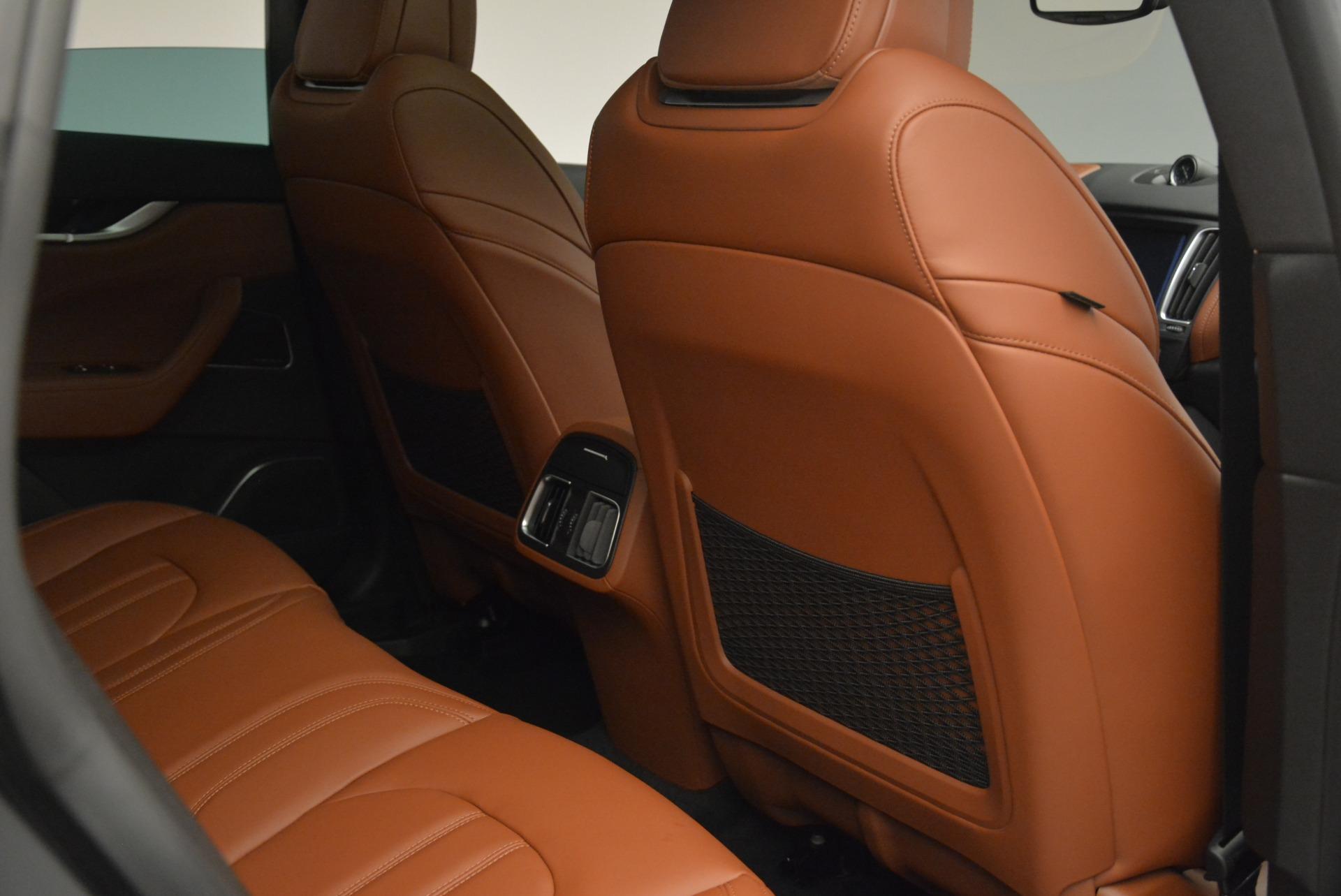 New 2018 Maserati Levante S Q4 GranSport For Sale In Greenwich, CT 2273_p29