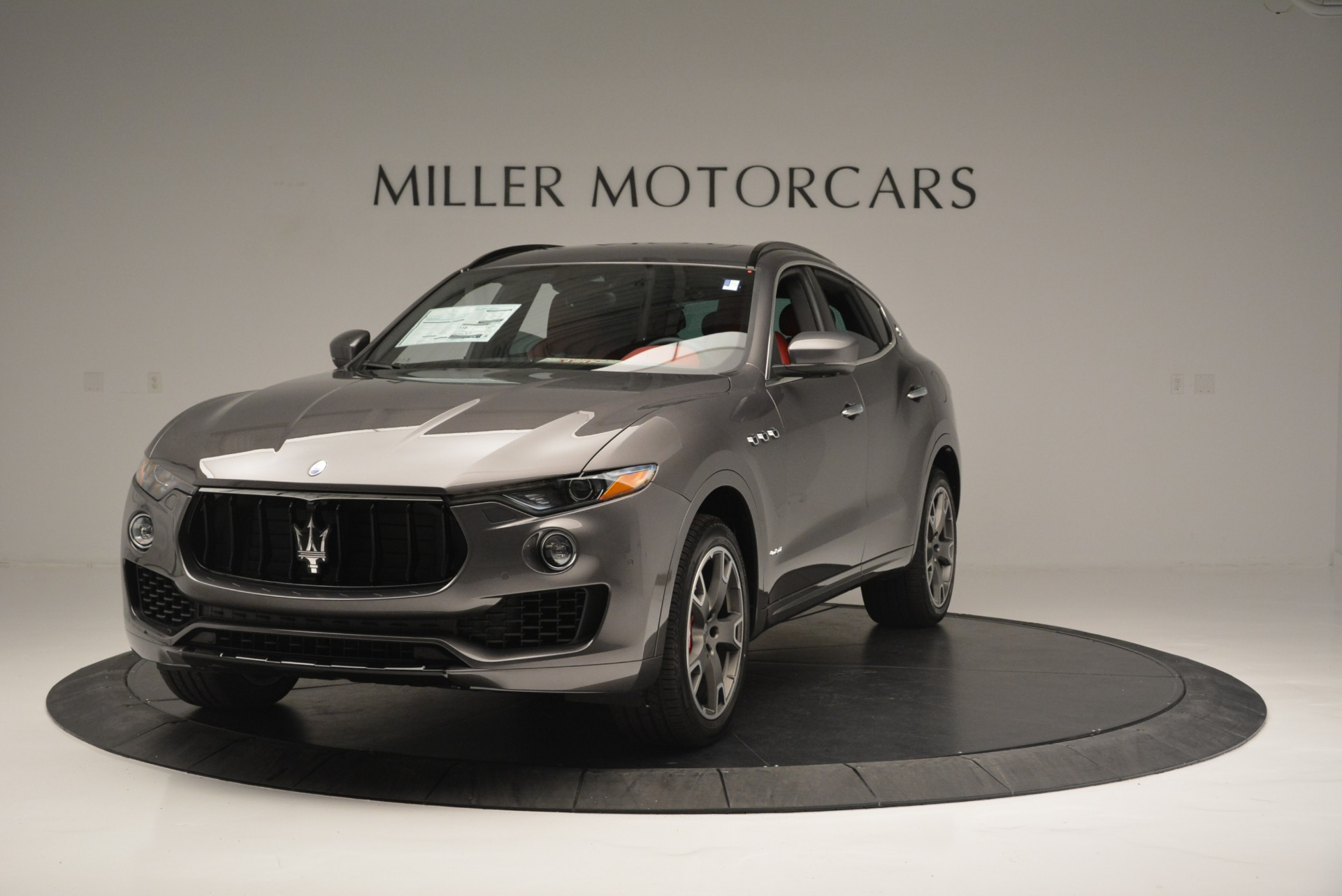 New 2018 Maserati Levante S Q4 GranSport For Sale In Greenwich, CT 2274_main