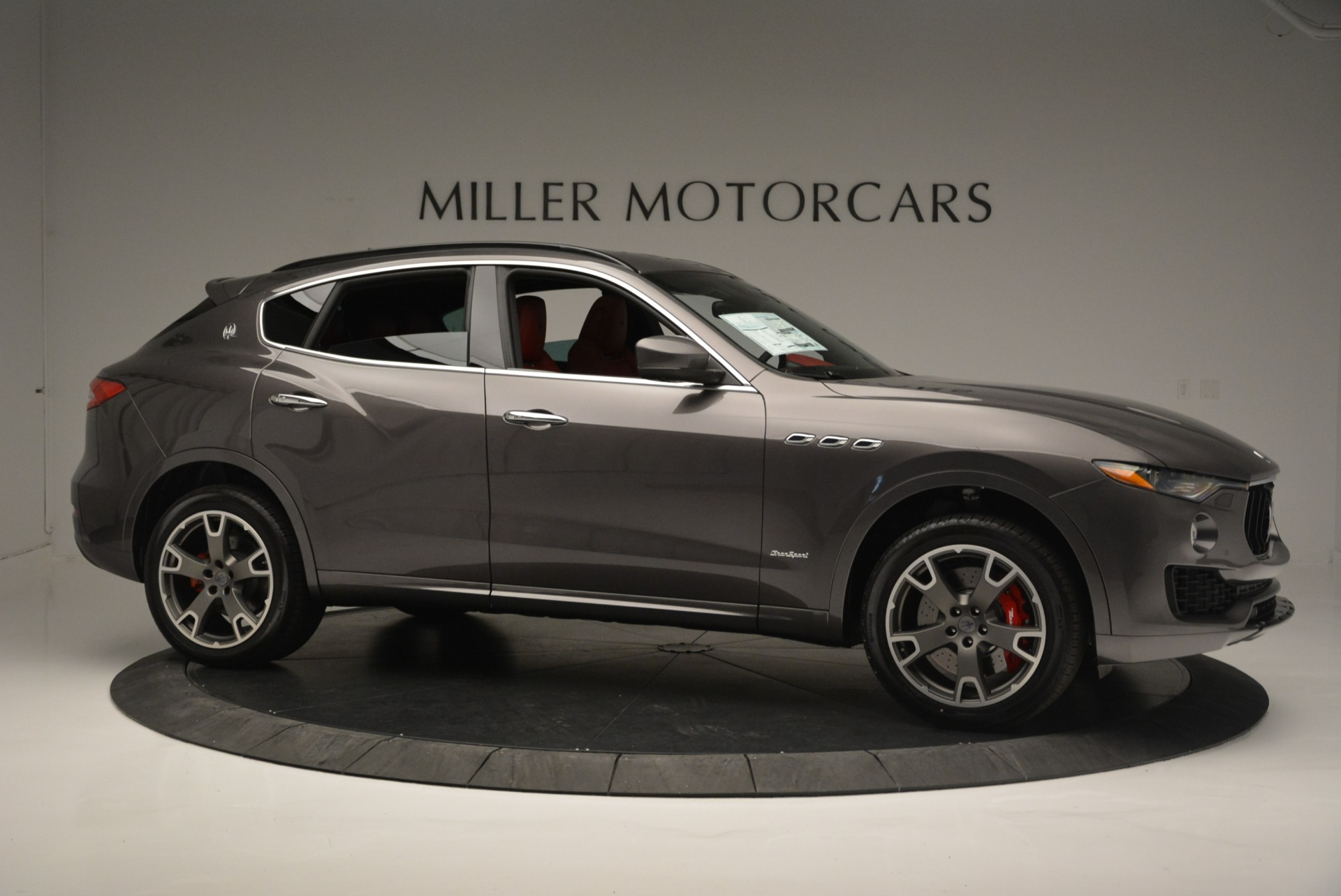 New 2018 Maserati Levante S Q4 GranSport For Sale In Greenwich, CT 2274_p12