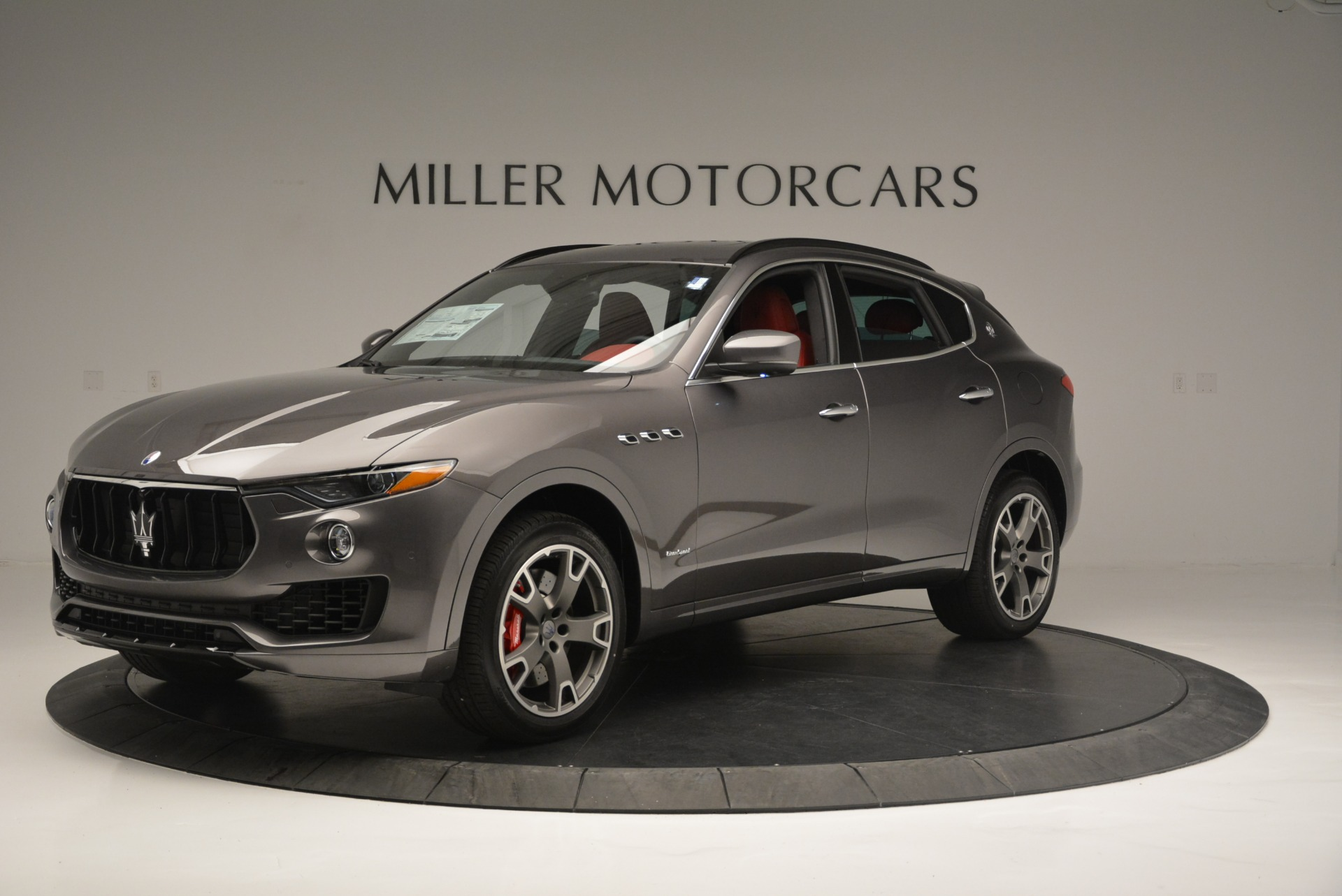 New 2018 Maserati Levante S Q4 GranSport For Sale In Greenwich, CT 2274_p2