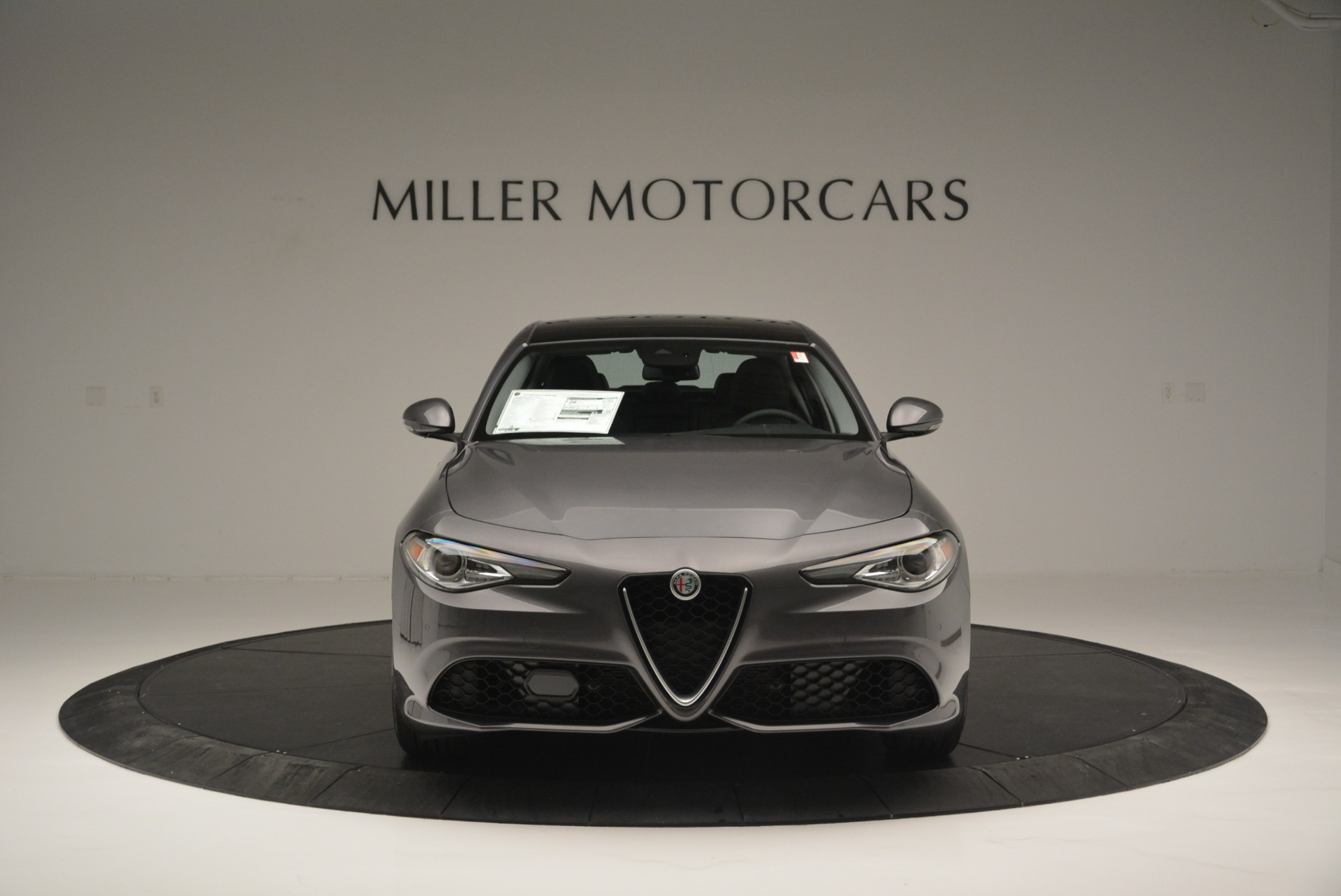 New 2018 Alfa Romeo Giulia Ti Sport Q4 For Sale In Greenwich, CT 2283_p12