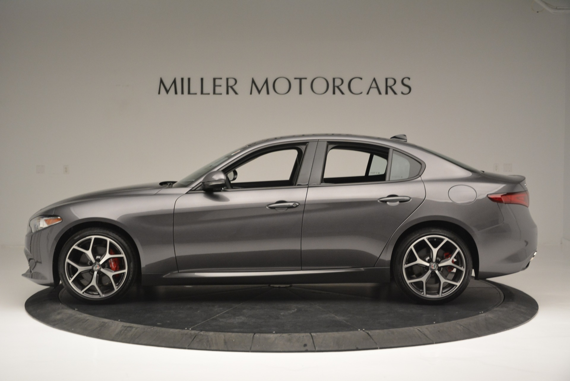 New 2018 Alfa Romeo Giulia Ti Sport Q4 For Sale In Greenwich, CT 2283_p3