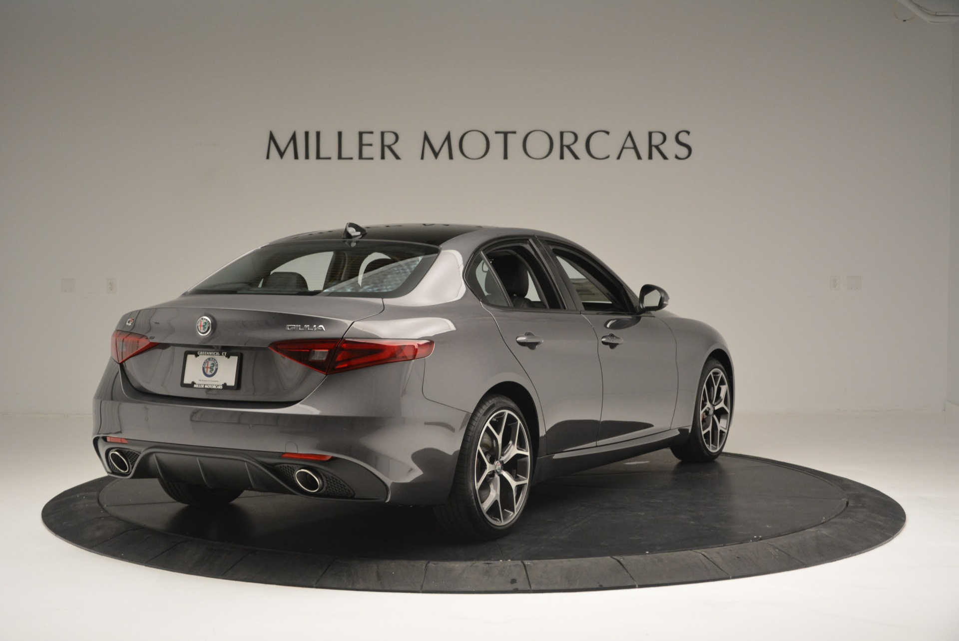 New 2018 Alfa Romeo Giulia Ti Sport Q4 For Sale In Greenwich, CT 2283_p7