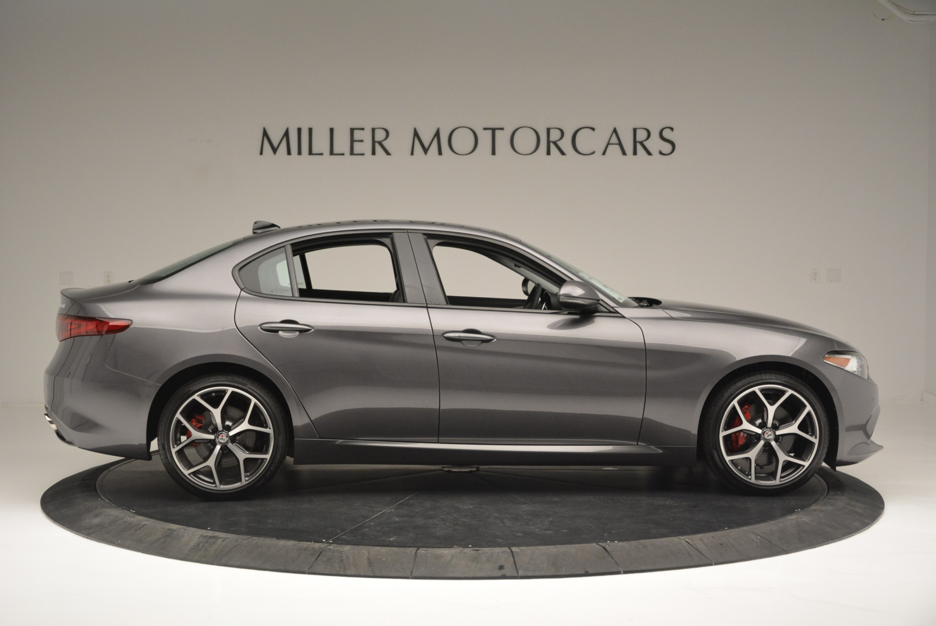 New 2018 Alfa Romeo Giulia Ti Sport Q4 For Sale In Greenwich, CT 2283_p9