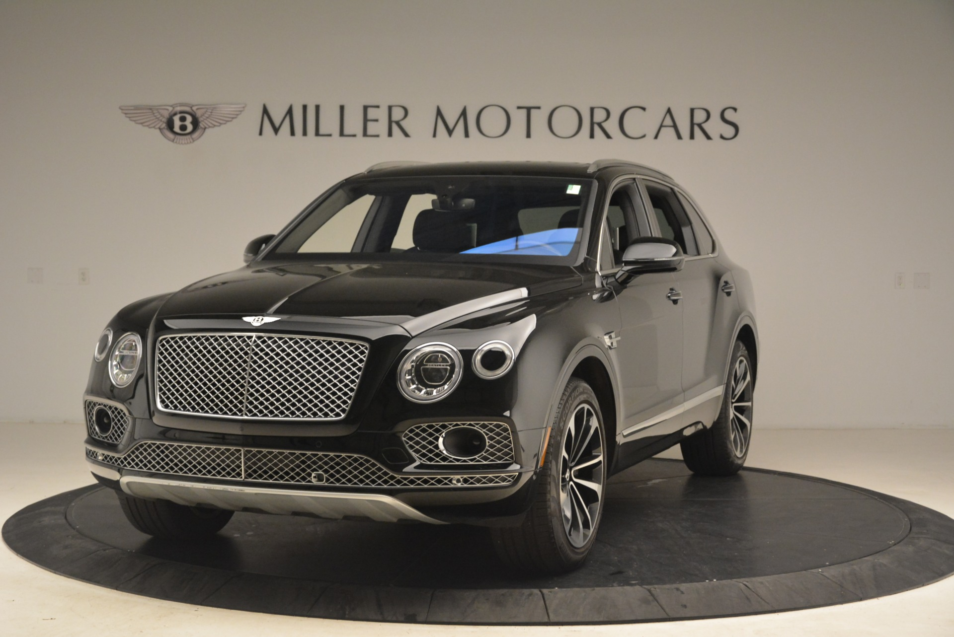 Used 2017 Bentley Bentayga W12 For Sale In Greenwich, CT 2284_main