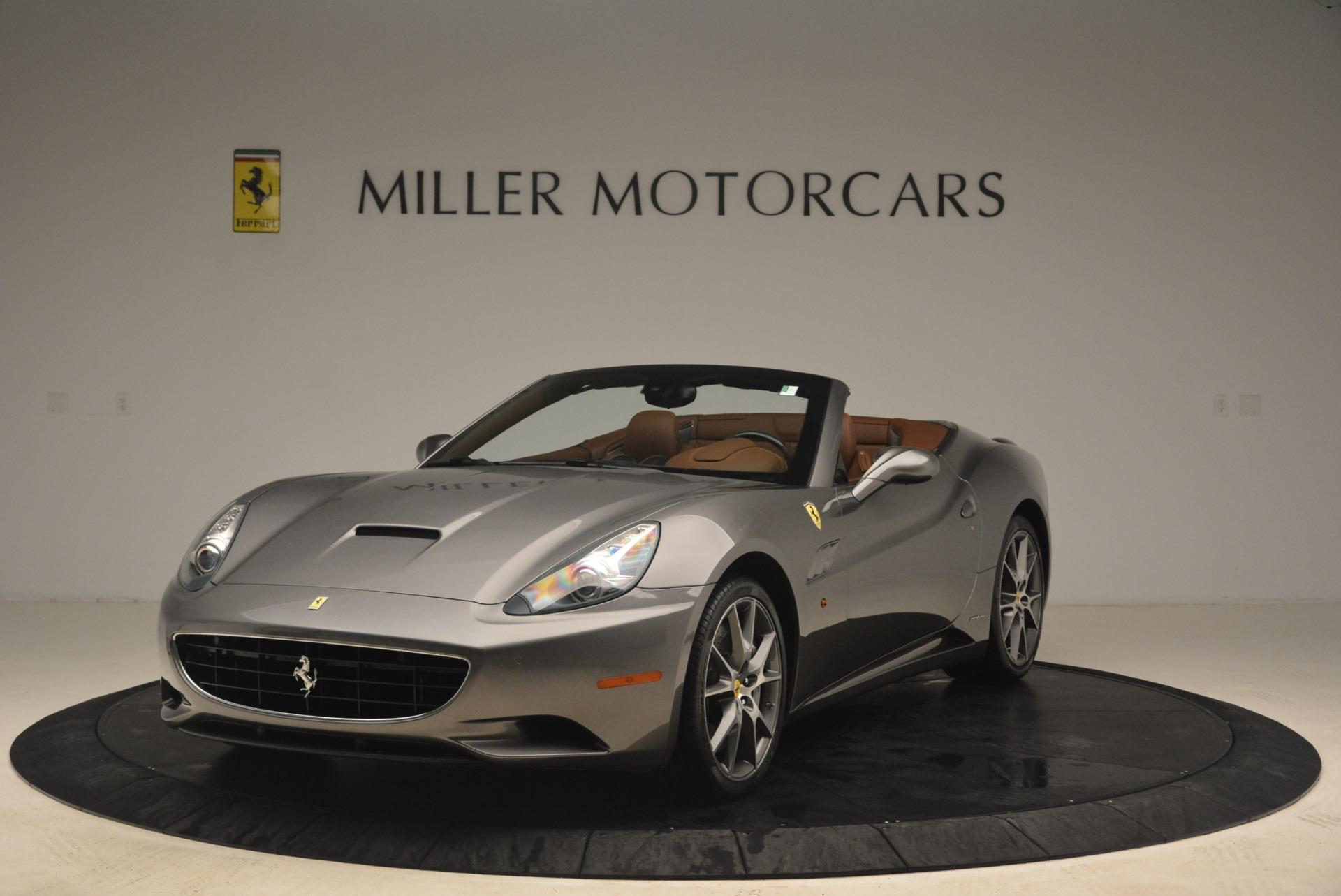 Used 2012 Ferrari California  For Sale In Greenwich, CT 2285_main