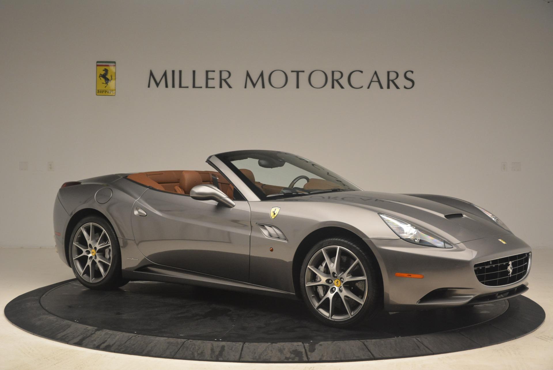 Used 2012 Ferrari California  For Sale In Greenwich, CT 2285_p10
