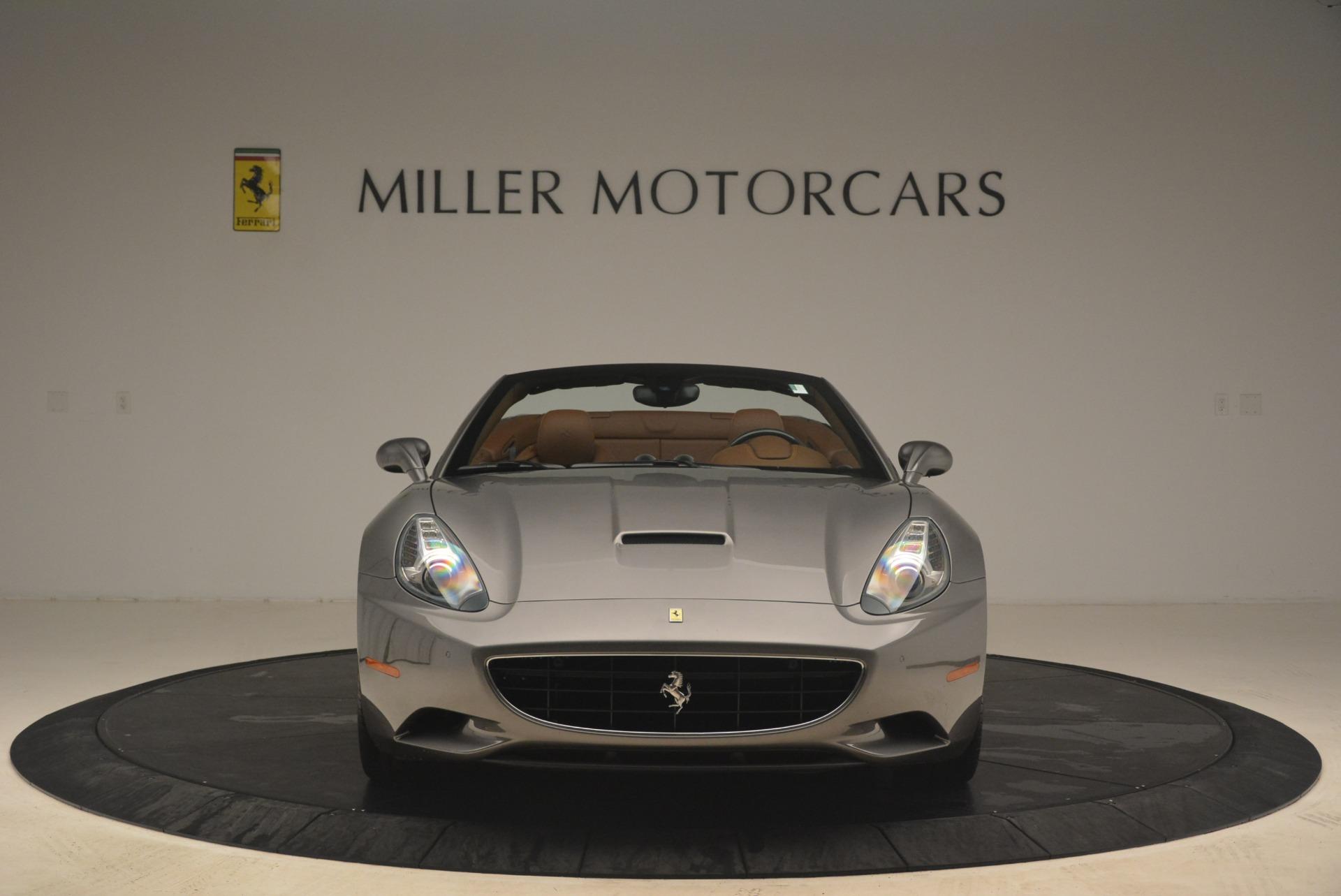 Used 2012 Ferrari California  For Sale In Greenwich, CT 2285_p12