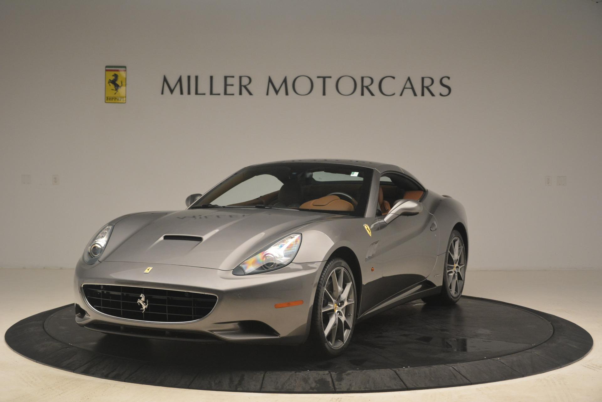 Used 2012 Ferrari California  For Sale In Greenwich, CT 2285_p13