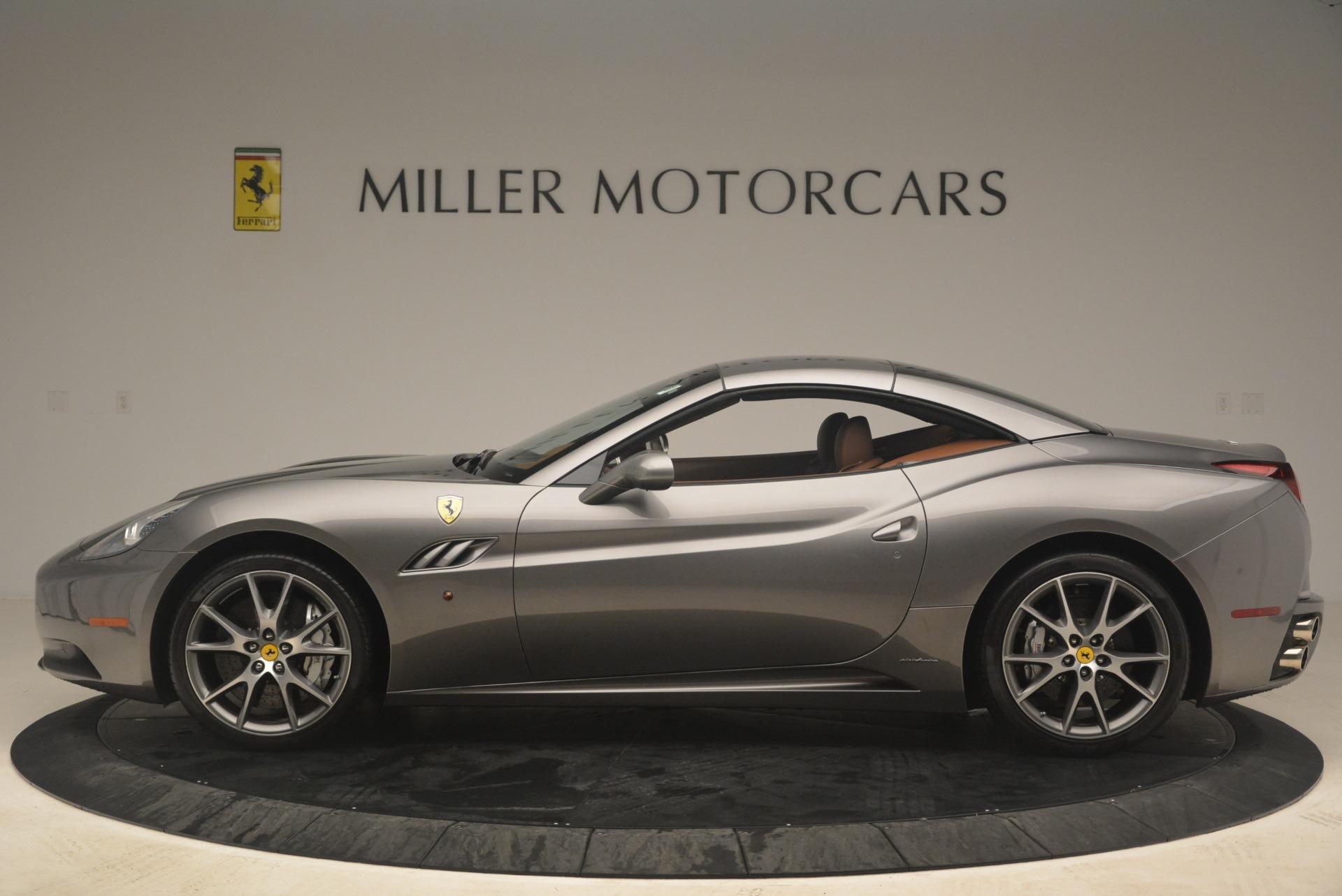 Used 2012 Ferrari California  For Sale In Greenwich, CT 2285_p15