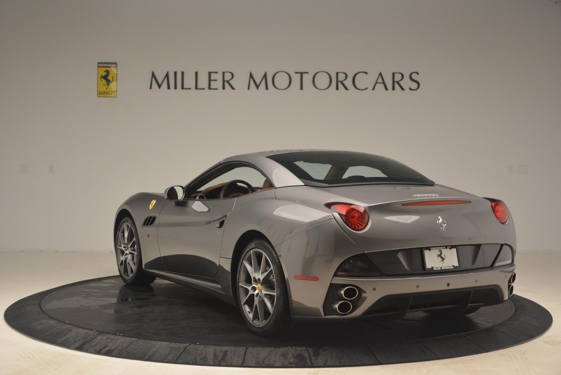 Used 2012 Ferrari California  For Sale In Greenwich, CT 2285_p17