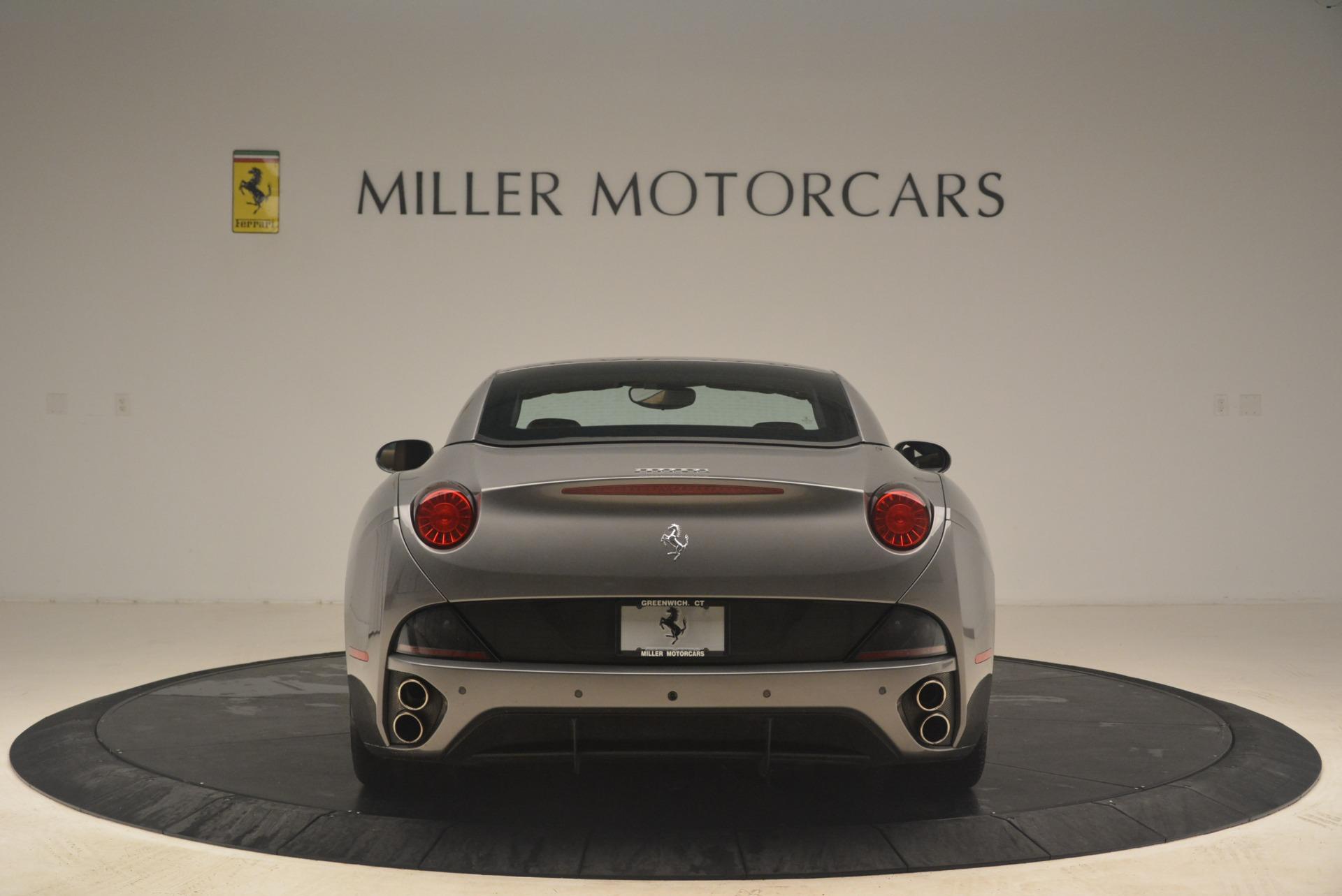 Used 2012 Ferrari California  For Sale In Greenwich, CT 2285_p18