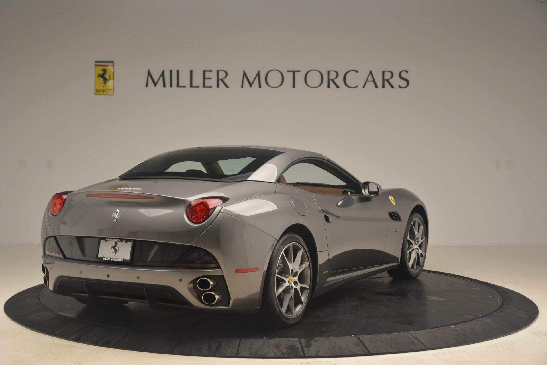 Used 2012 Ferrari California  For Sale In Greenwich, CT 2285_p19