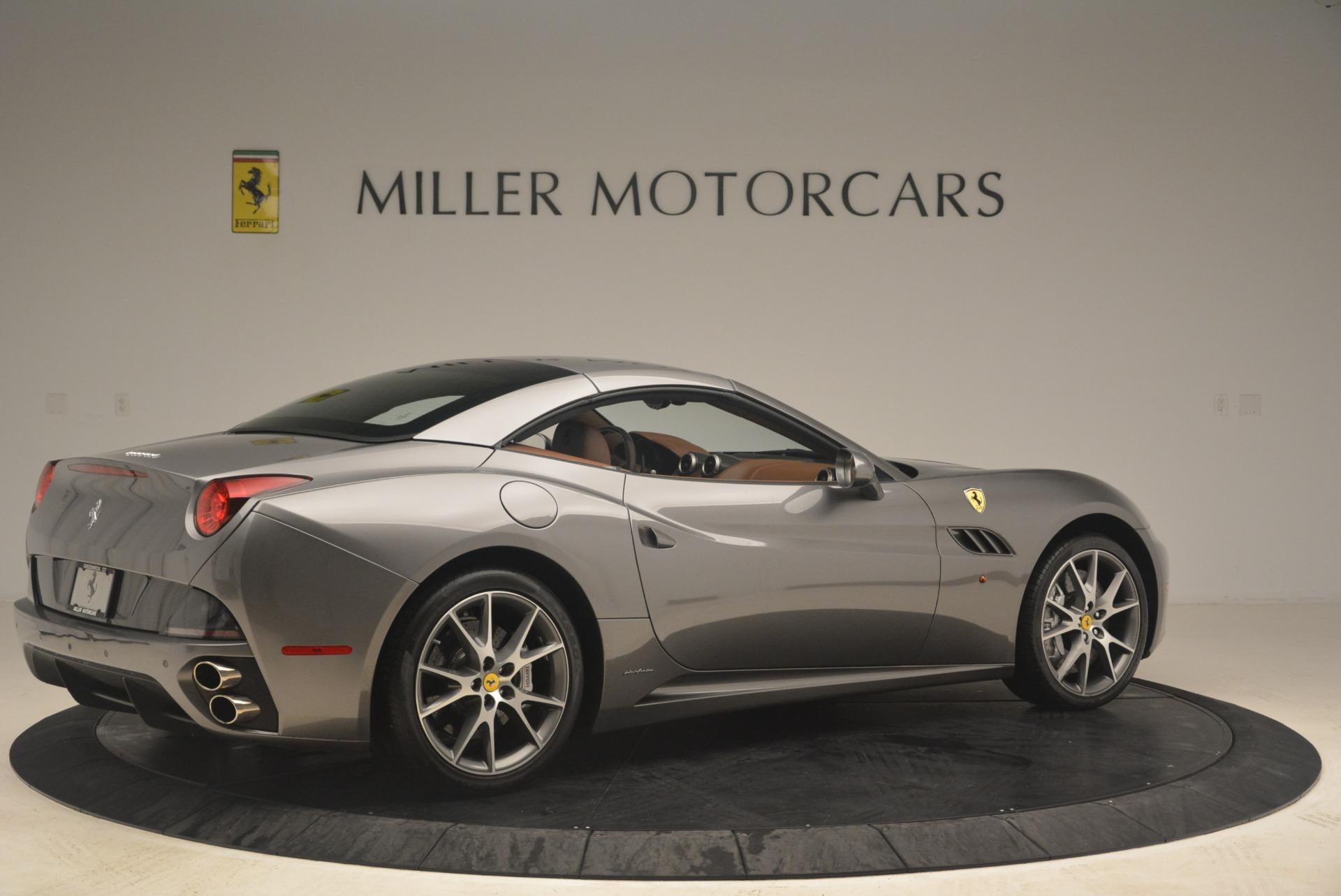Used 2012 Ferrari California  For Sale In Greenwich, CT 2285_p20