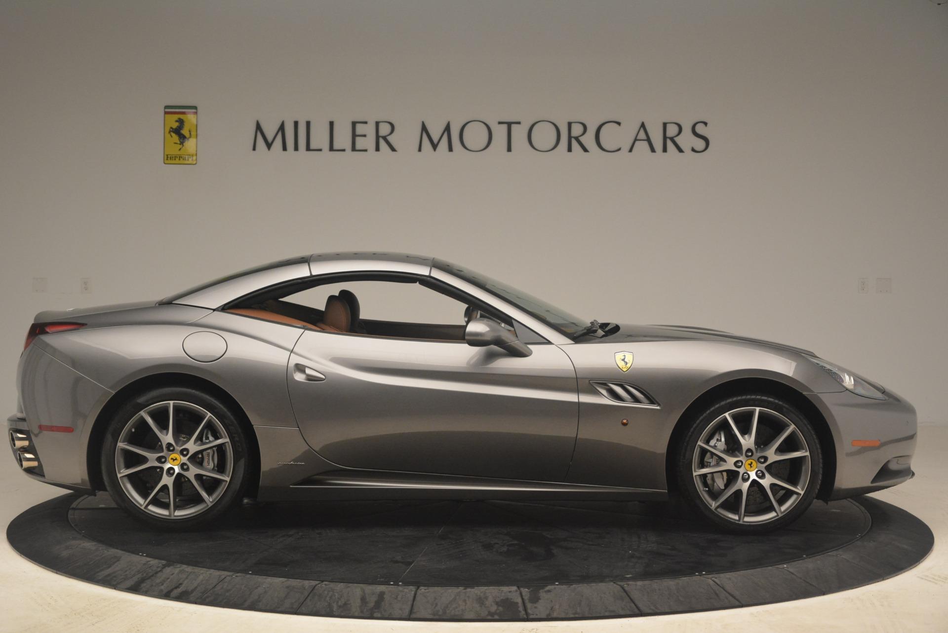 Used 2012 Ferrari California  For Sale In Greenwich, CT 2285_p21