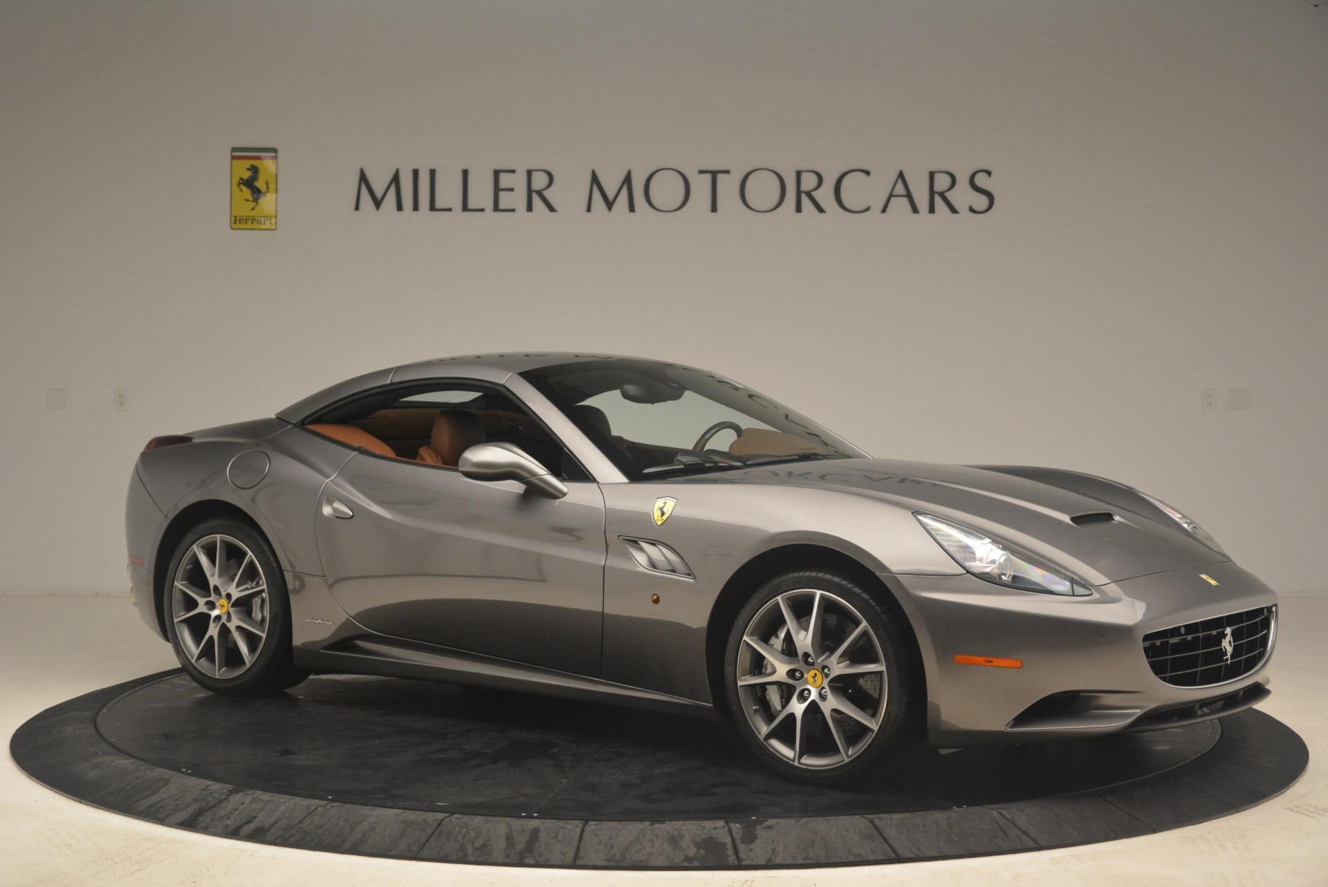Used 2012 Ferrari California  For Sale In Greenwich, CT 2285_p22