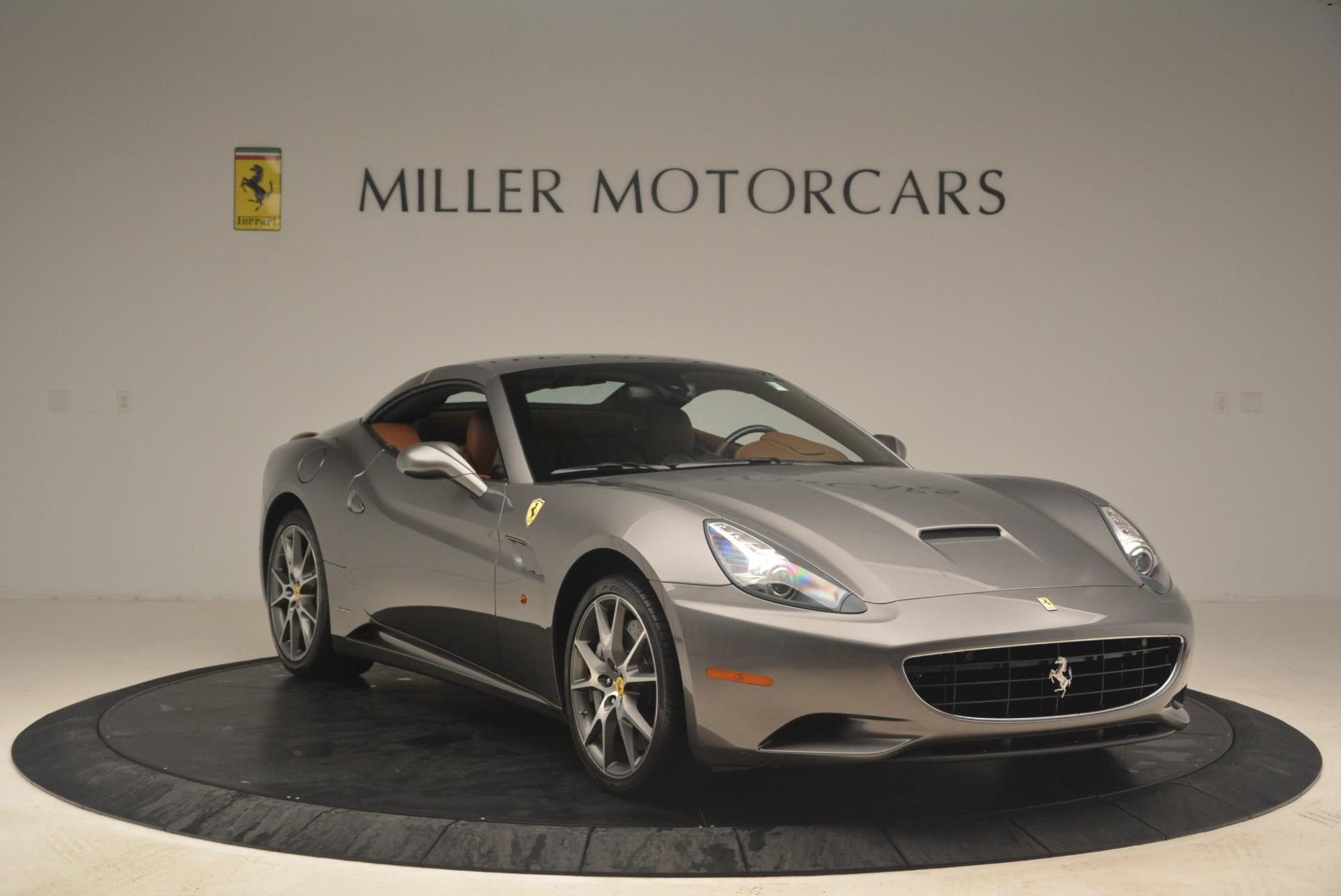 Used 2012 Ferrari California  For Sale In Greenwich, CT 2285_p23