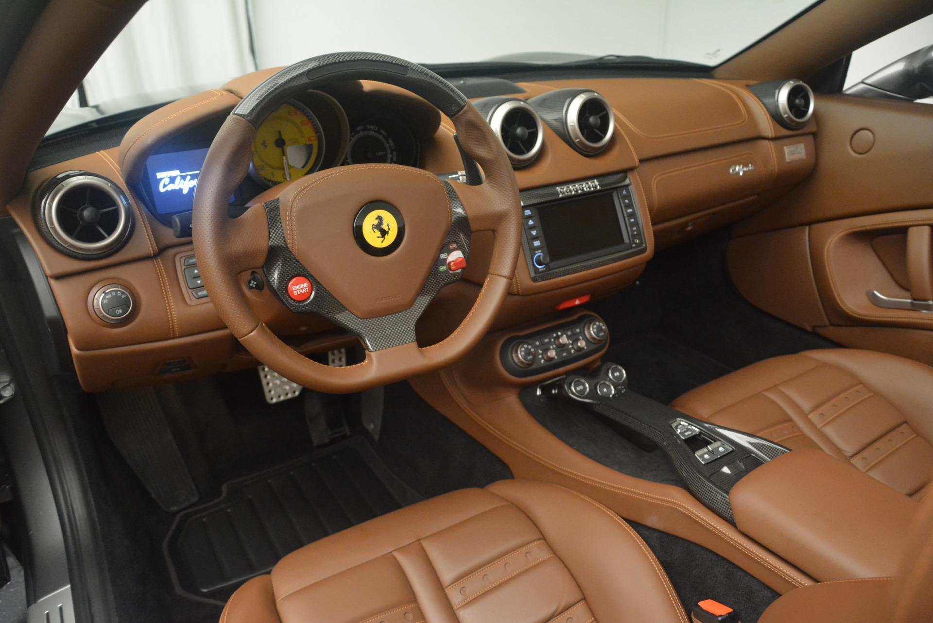 Used 2012 Ferrari California  For Sale In Greenwich, CT 2285_p25