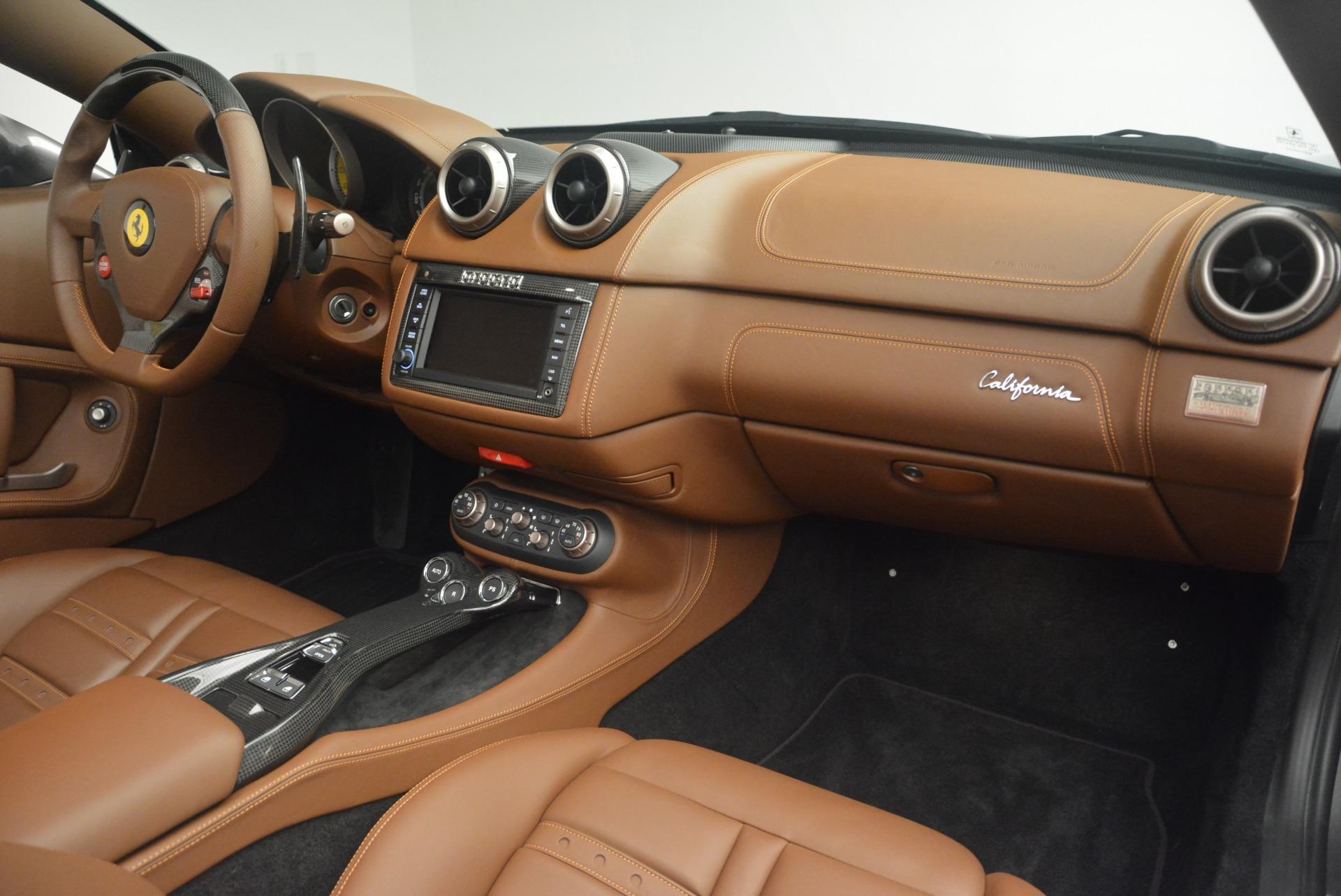 Used 2012 Ferrari California  For Sale In Greenwich, CT 2285_p30