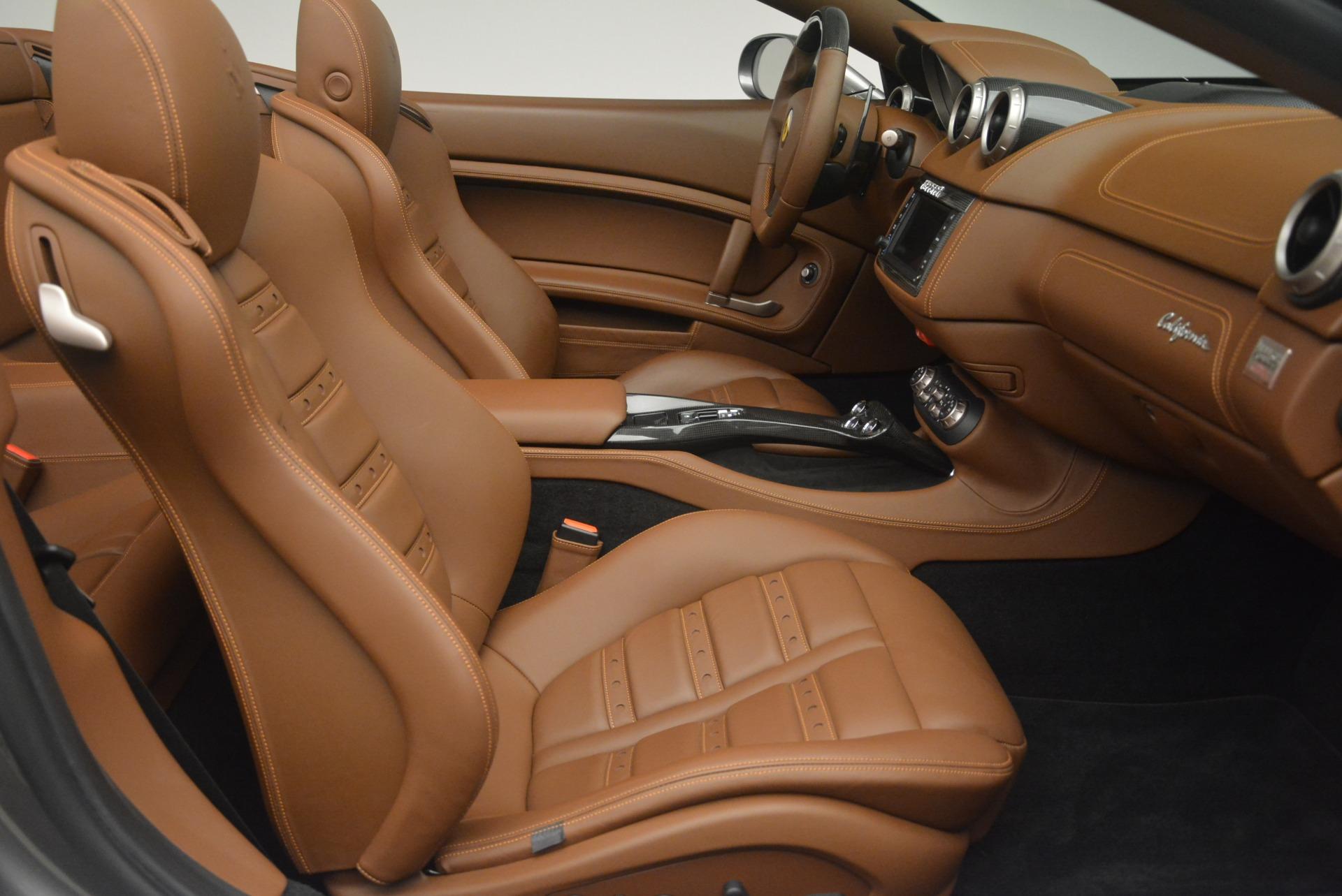 Used 2012 Ferrari California  For Sale In Greenwich, CT 2285_p31
