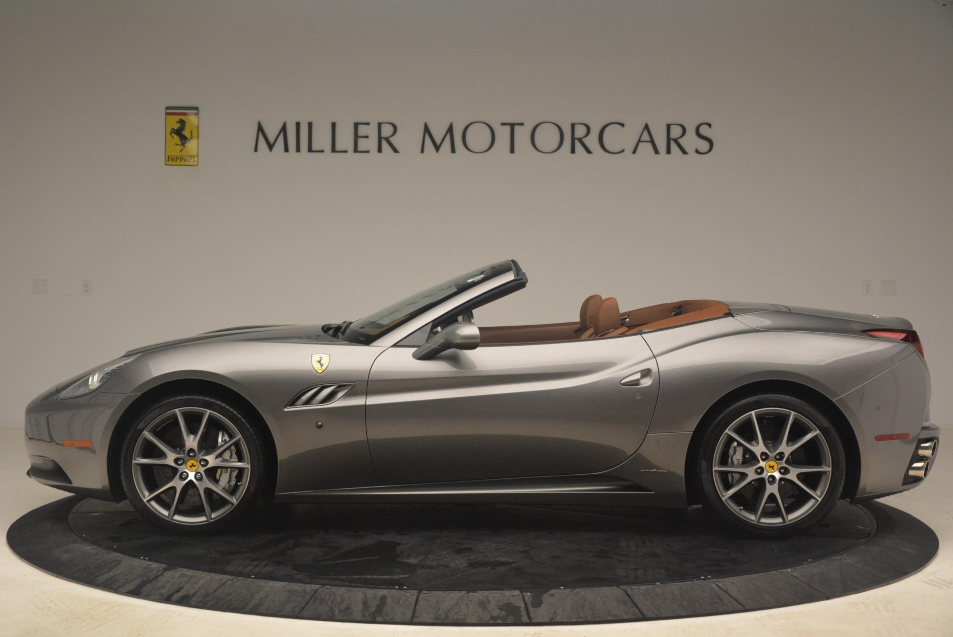 Used 2012 Ferrari California  For Sale In Greenwich, CT 2285_p3