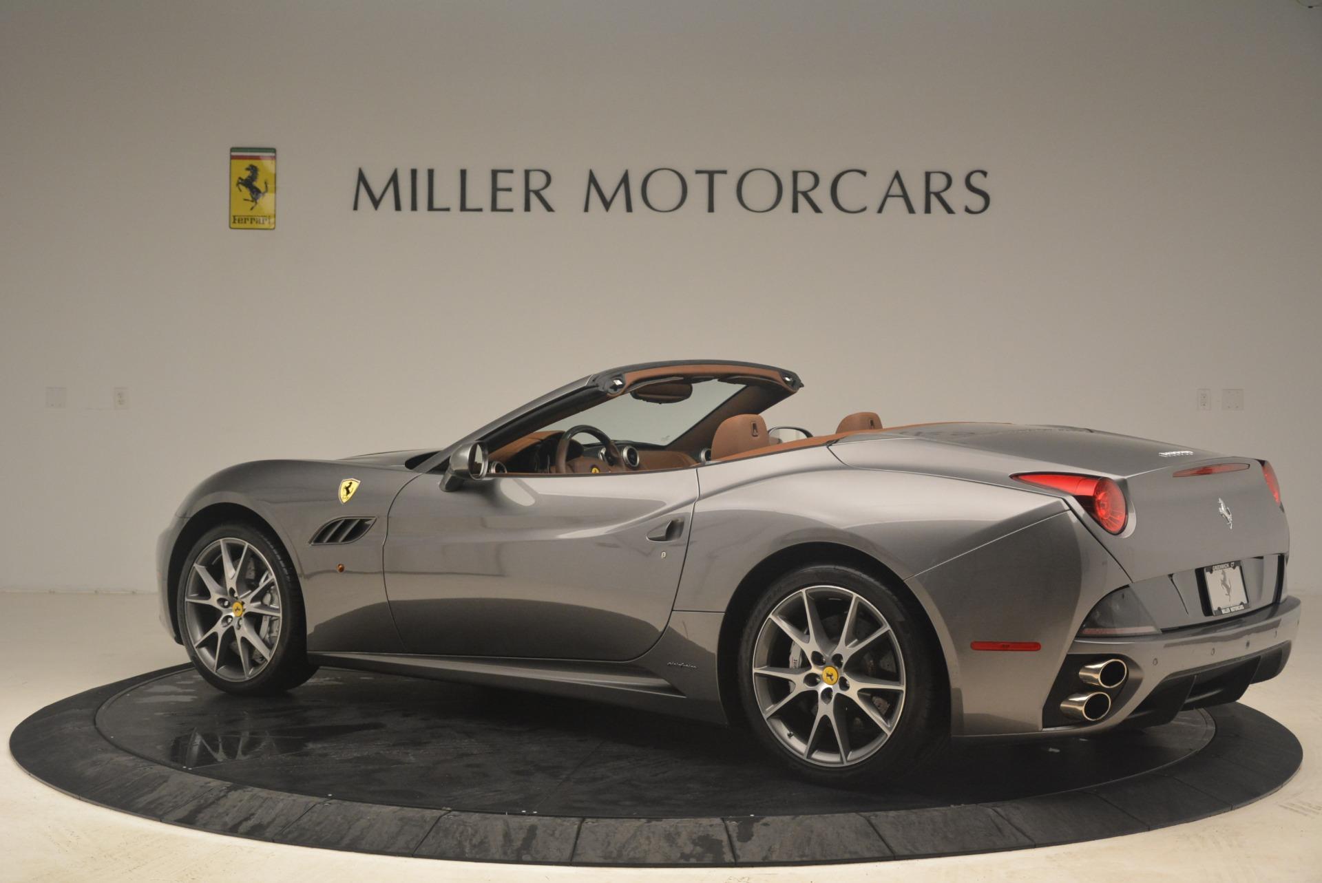 Used 2012 Ferrari California  For Sale In Greenwich, CT 2285_p4