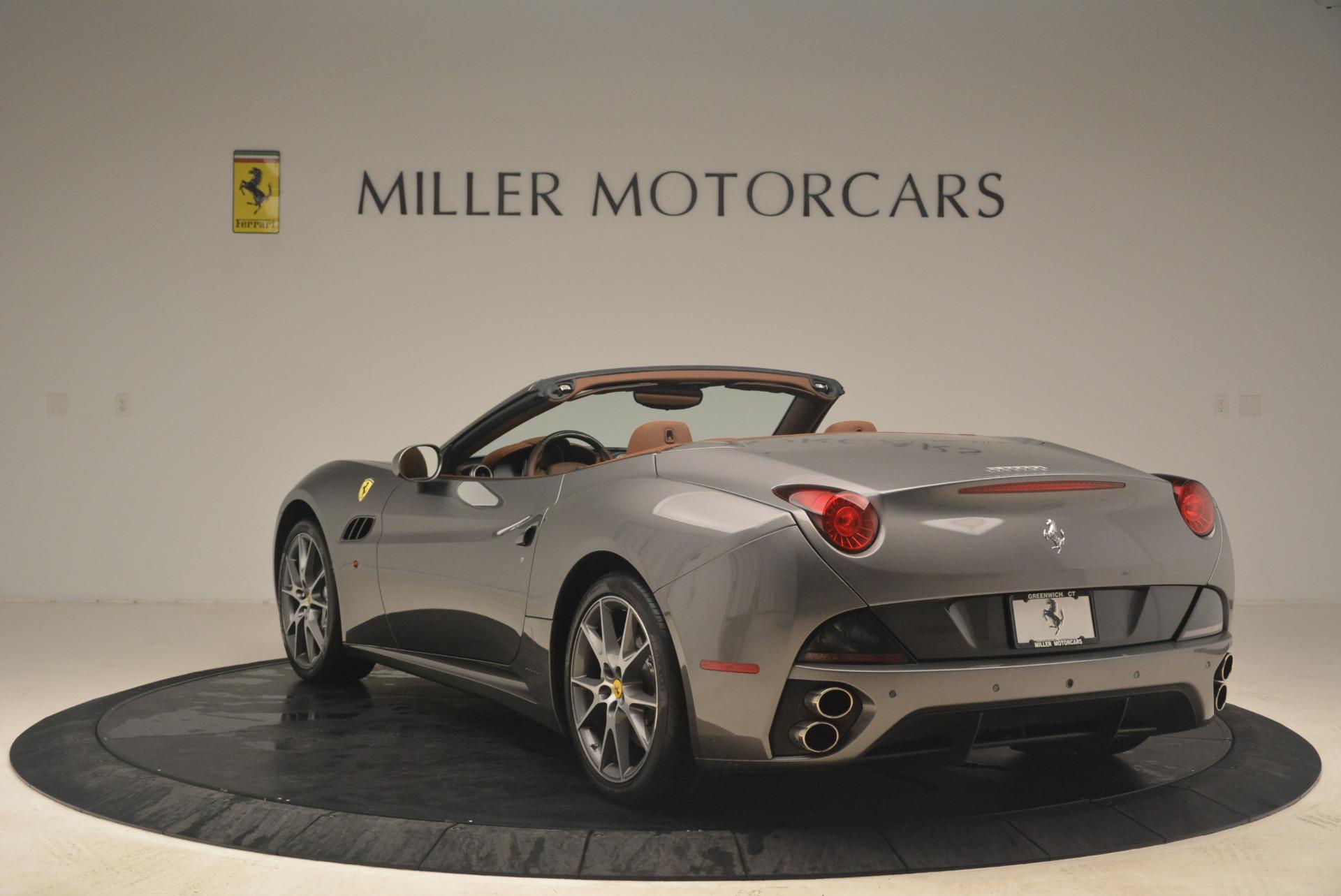 Used 2012 Ferrari California  For Sale In Greenwich, CT 2285_p5
