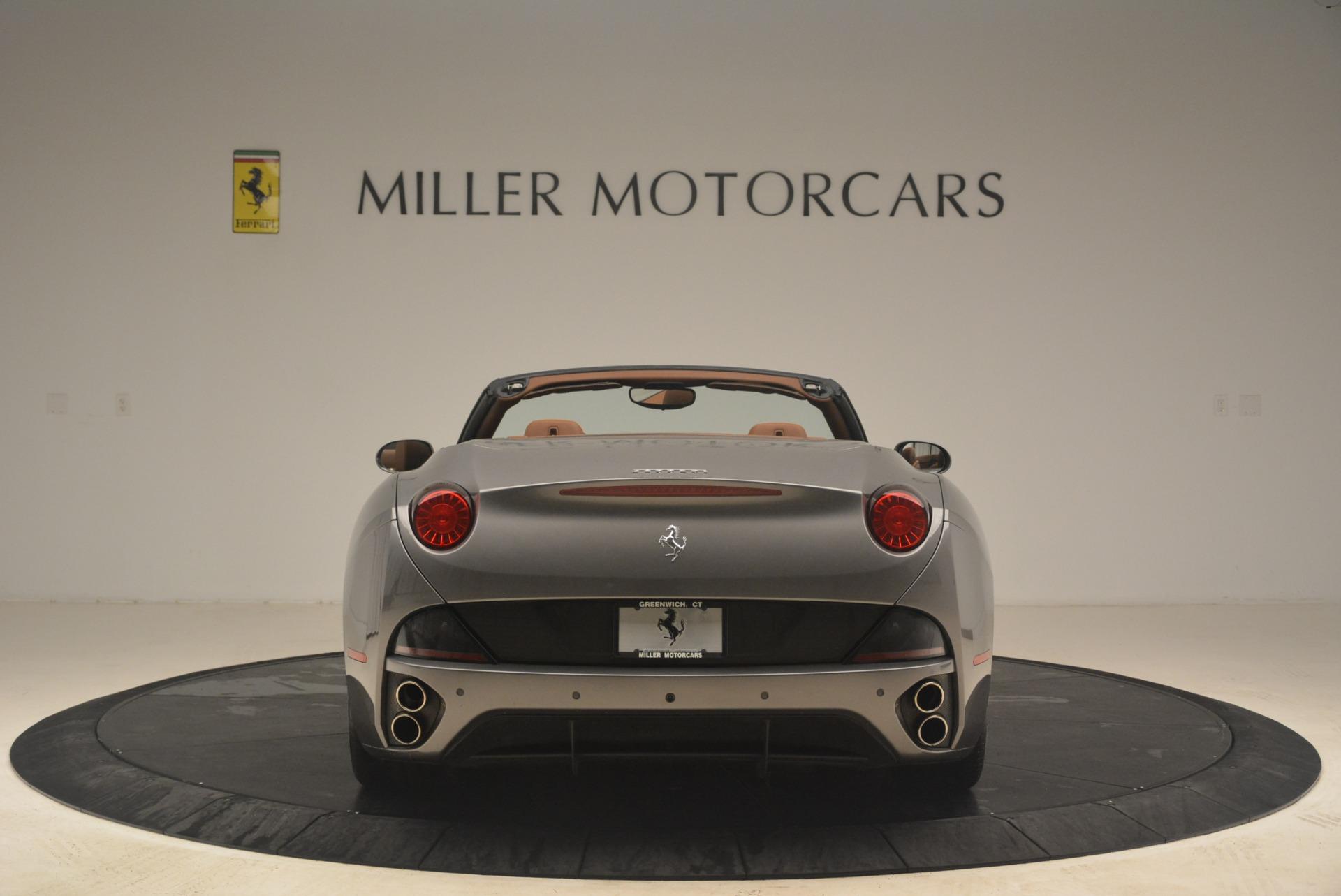 Used 2012 Ferrari California  For Sale In Greenwich, CT 2285_p6