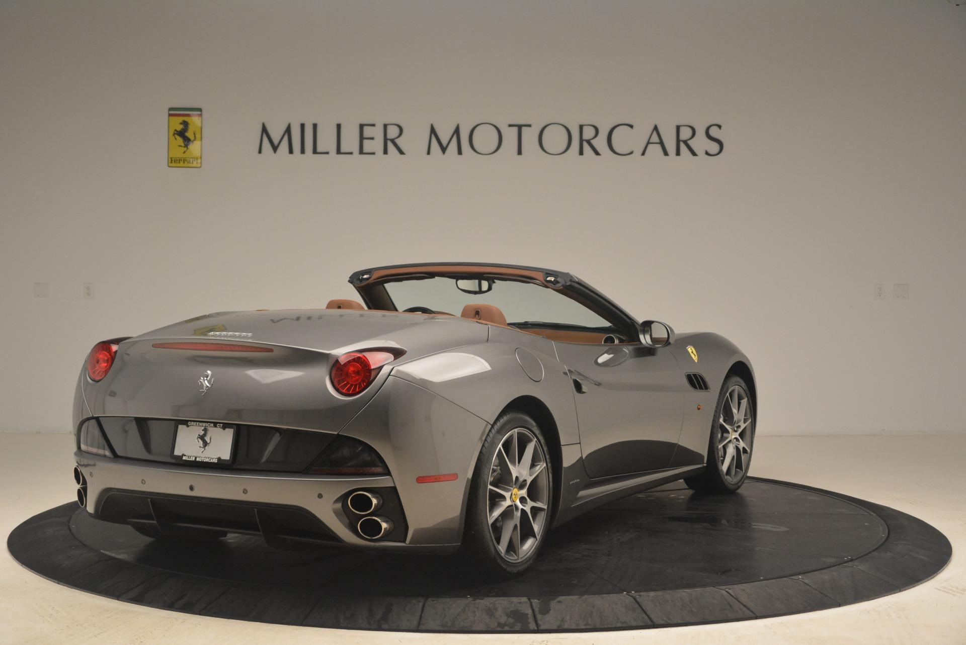 Used 2012 Ferrari California  For Sale In Greenwich, CT 2285_p7