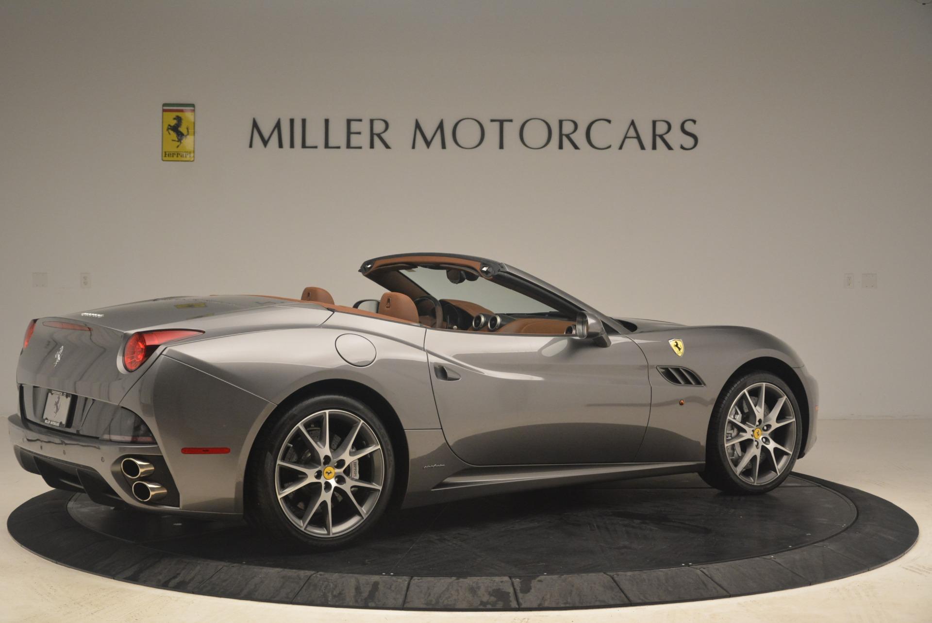 Used 2012 Ferrari California  For Sale In Greenwich, CT 2285_p8
